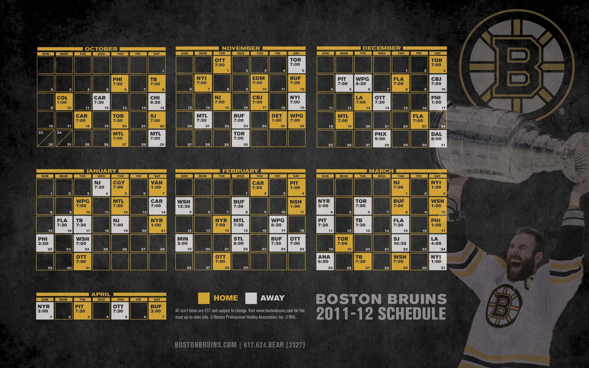 Res: 1920x1200, boston bruins schedule