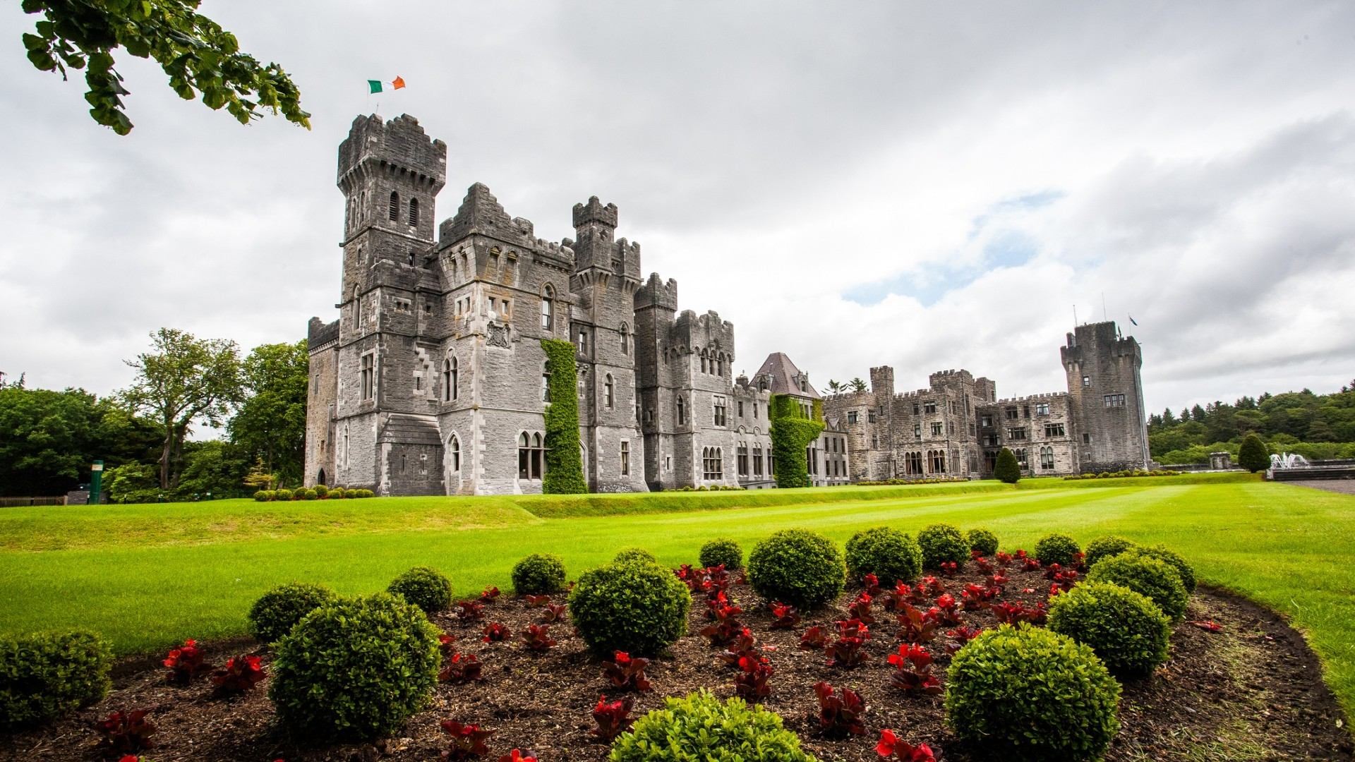 Res: 1920x1080, Ashford Castle Wallpapers