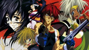 Outlaw Star wallpapers