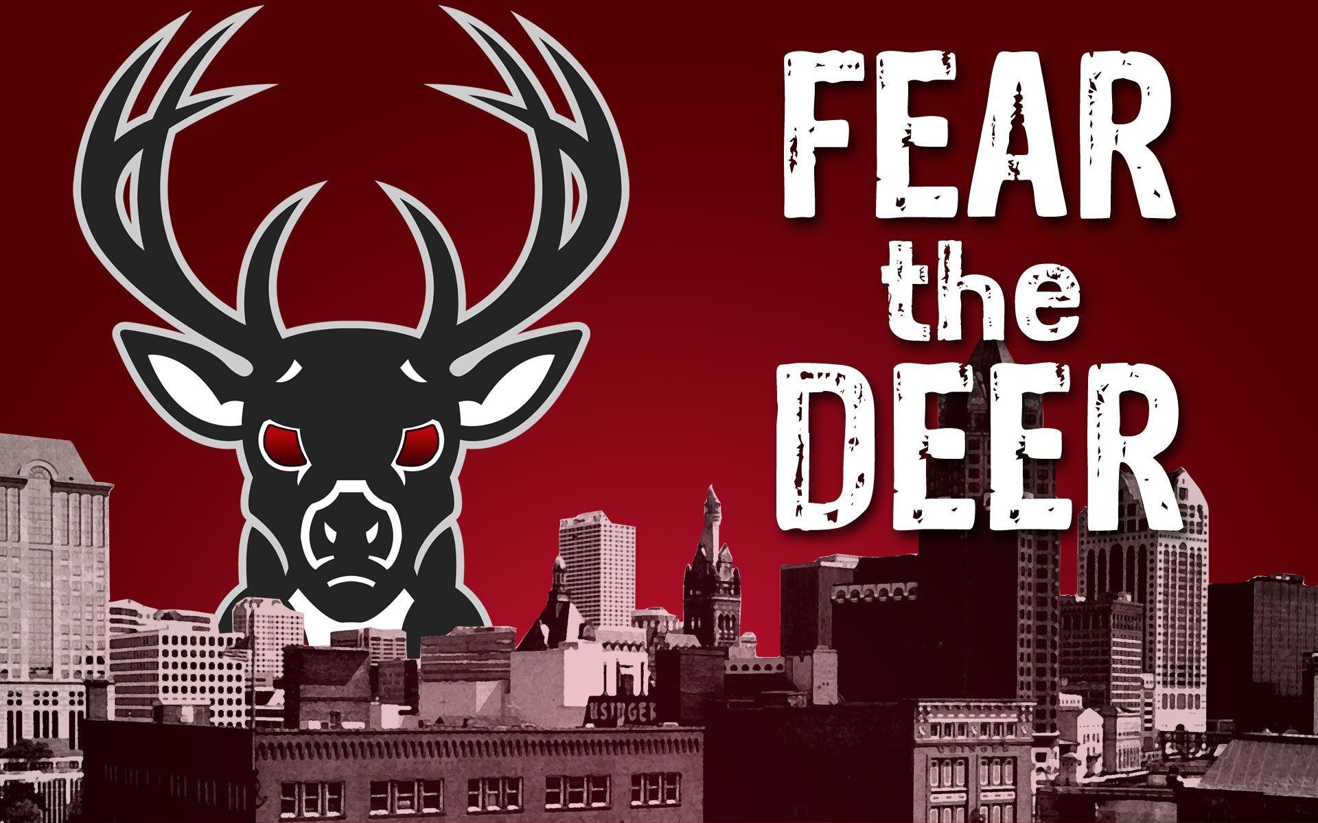 Res: 1920x1200, Milwaukee Bucks Wallpaper #1 #FearTheDeer