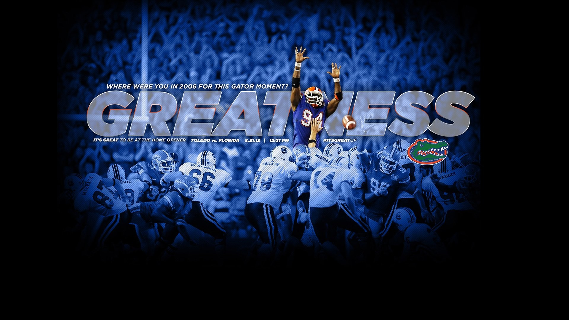 Res: 1920x1080, ... Wisconsin Badgers Wallpaper Large size Source · FLORIDA GATORS college  football wallpaper  595497