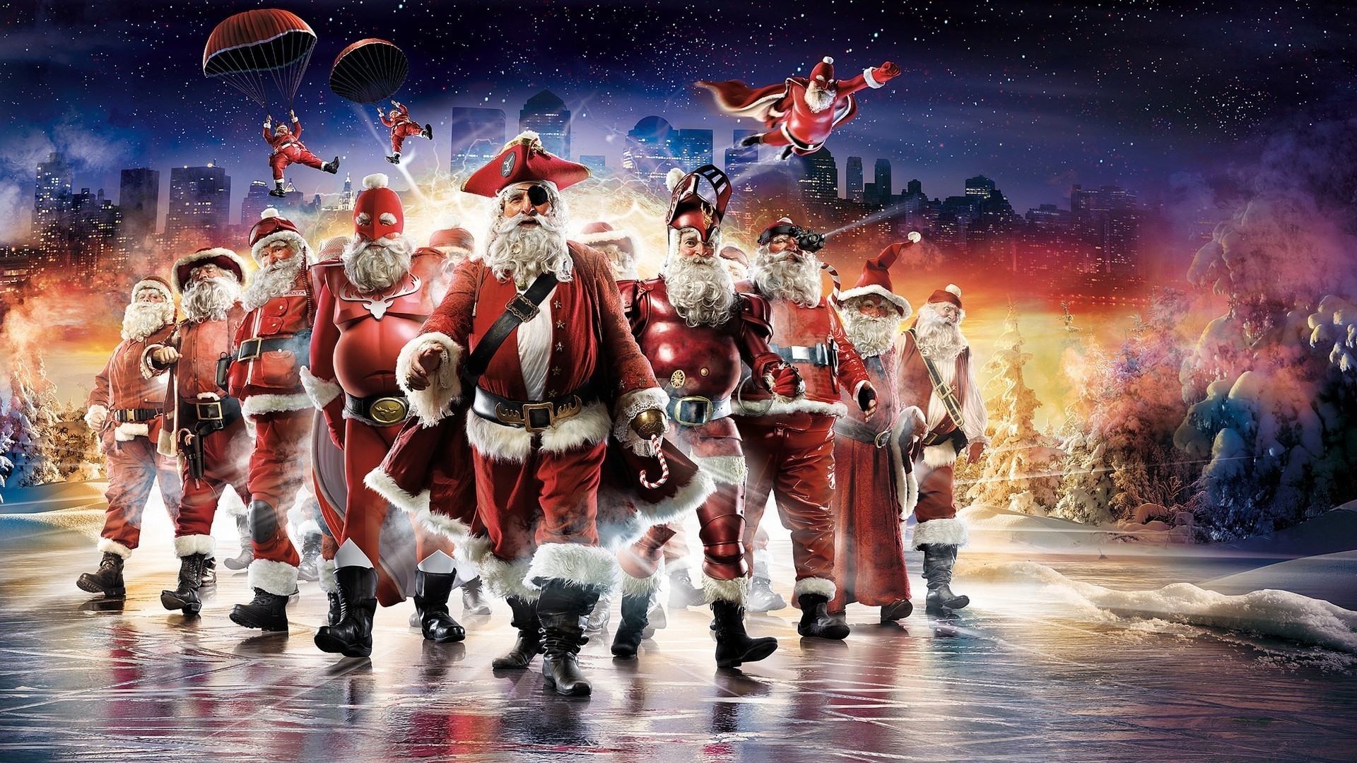 Res: 1920x1080,  Funny Christmas HD Wallpapers 1 · Download · Animated ...