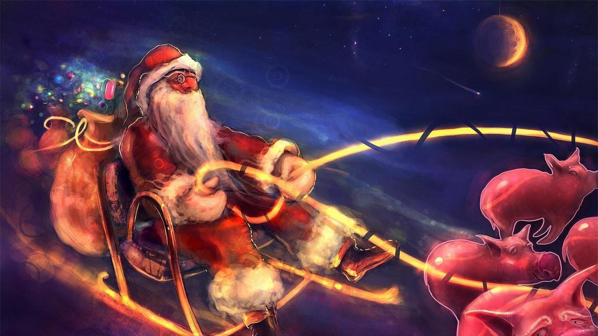 Res: 1920x1080, funny christmas 708927