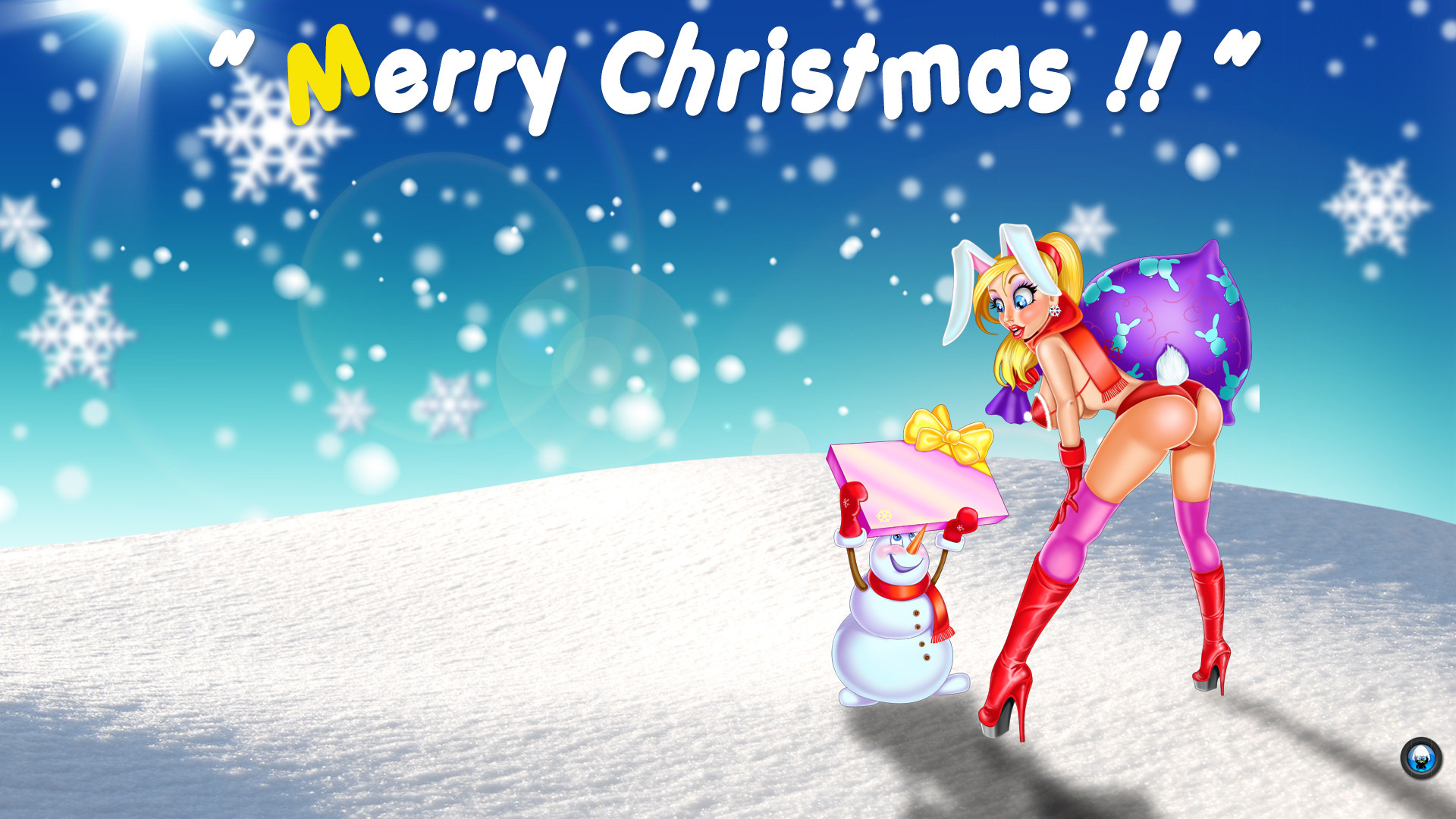 Res: 1920x1080, Merry Christmas wallpaper - hebus.org - High Definition Wallpapers .