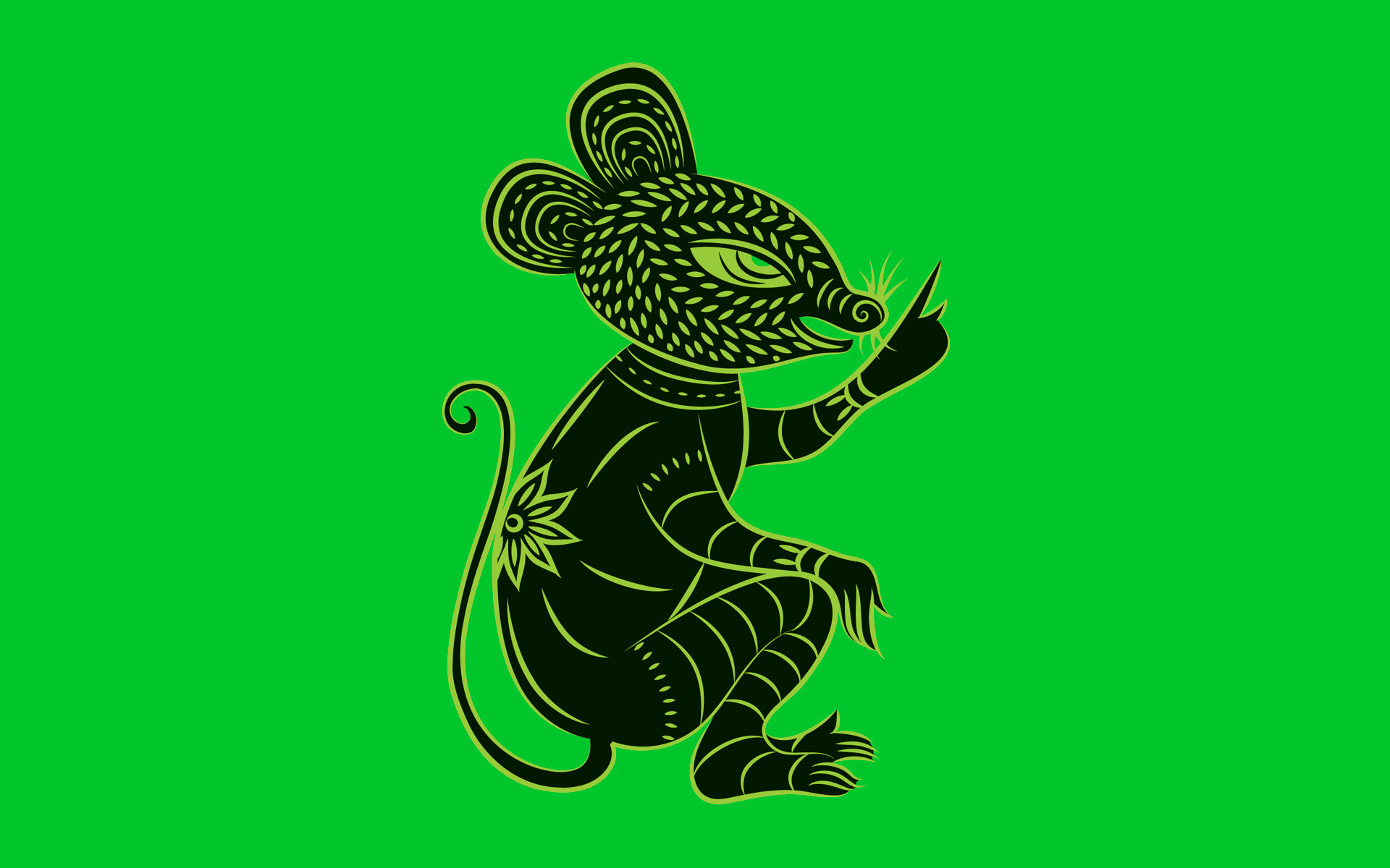Res: 1920x1200, Image: Chinese Zodiac Rat wallpapers and stock photos. Â«
