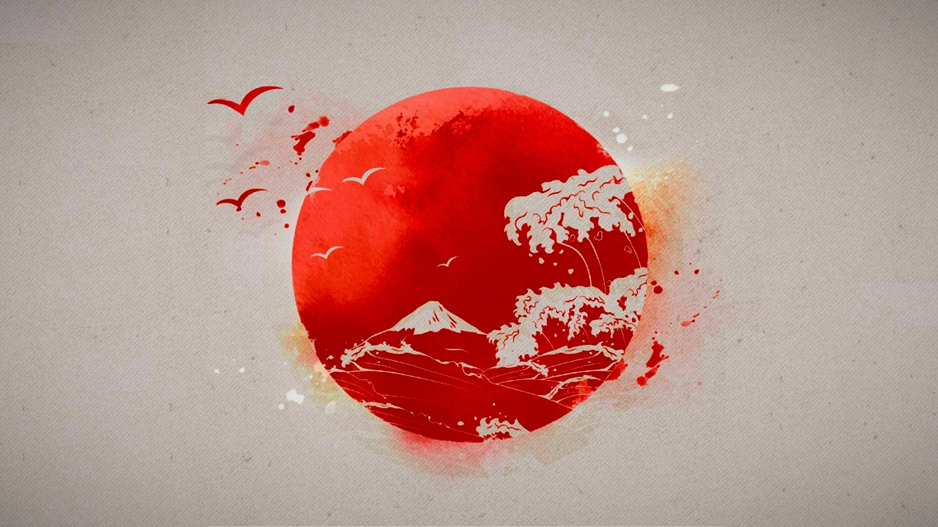 Res: 1920x1080, CC86: Japan Flag Wallpapers,  px, by Gerri Ayer