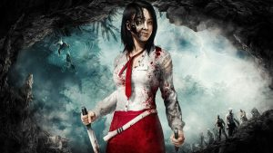 Zombie Girl wallpapers
