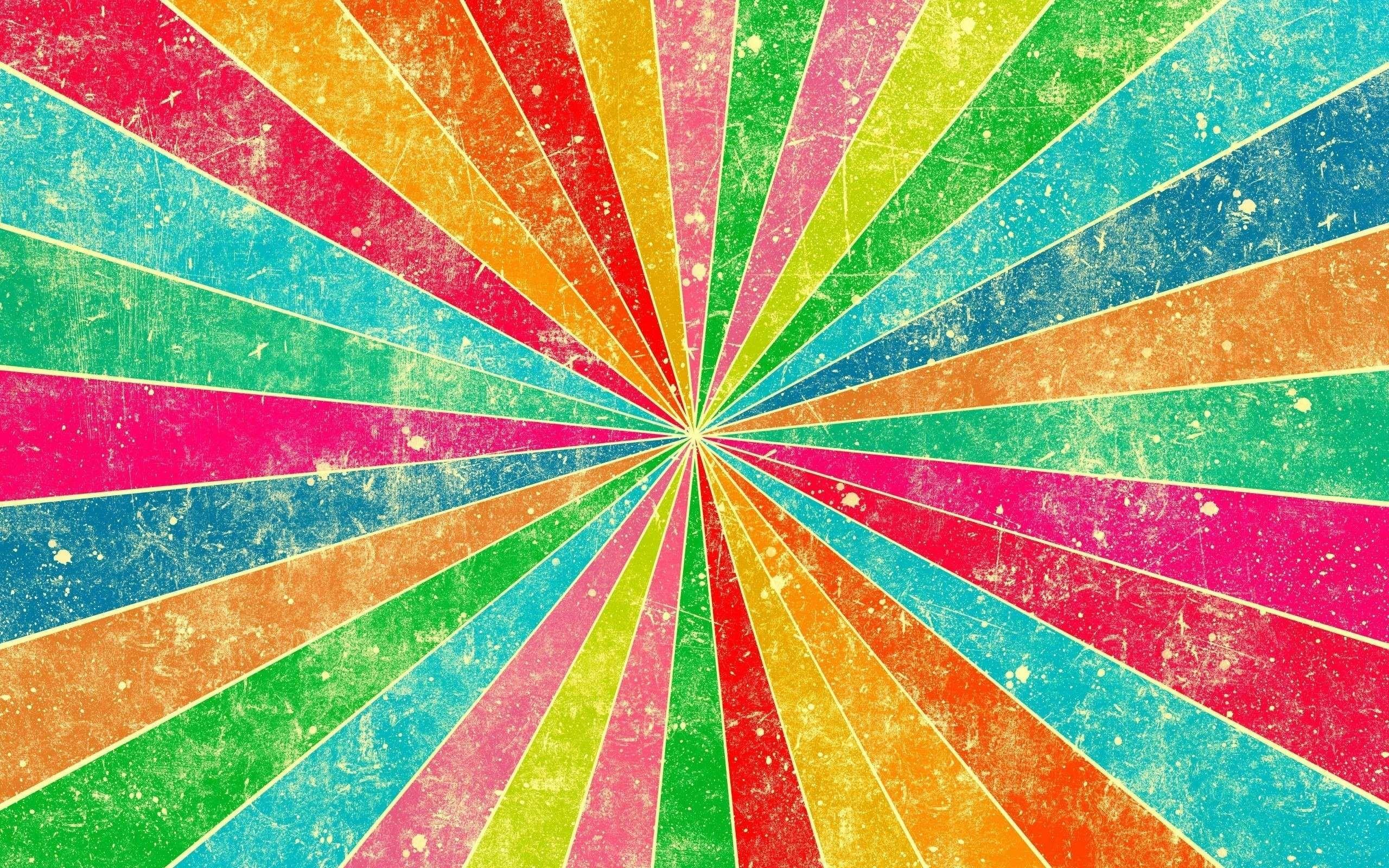 Res: 2560x1600, Artistic - Rainbow Wallpaper