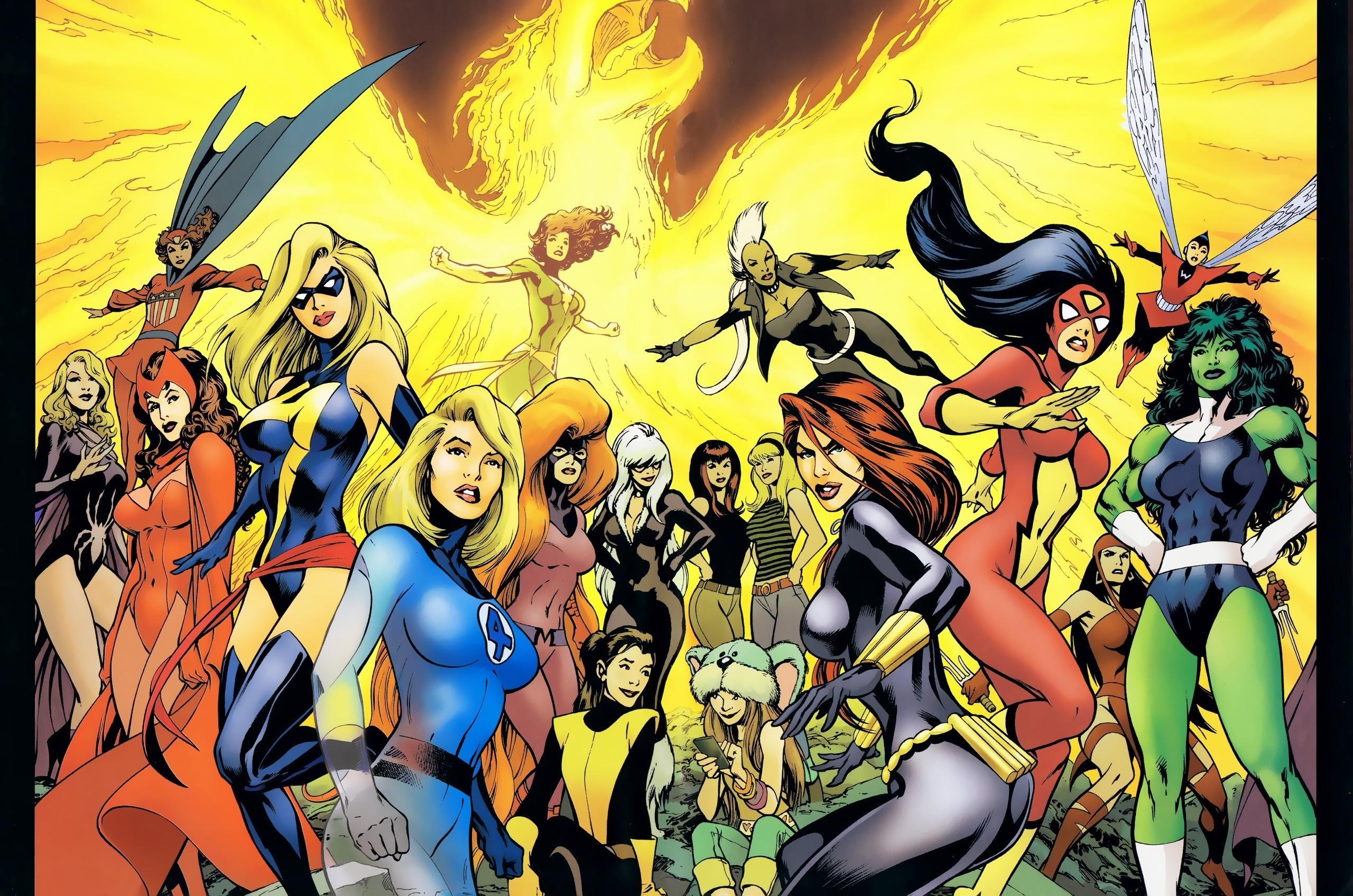 Res: 2560x1697, 1920x1080 marvel comics wallpaper - www.