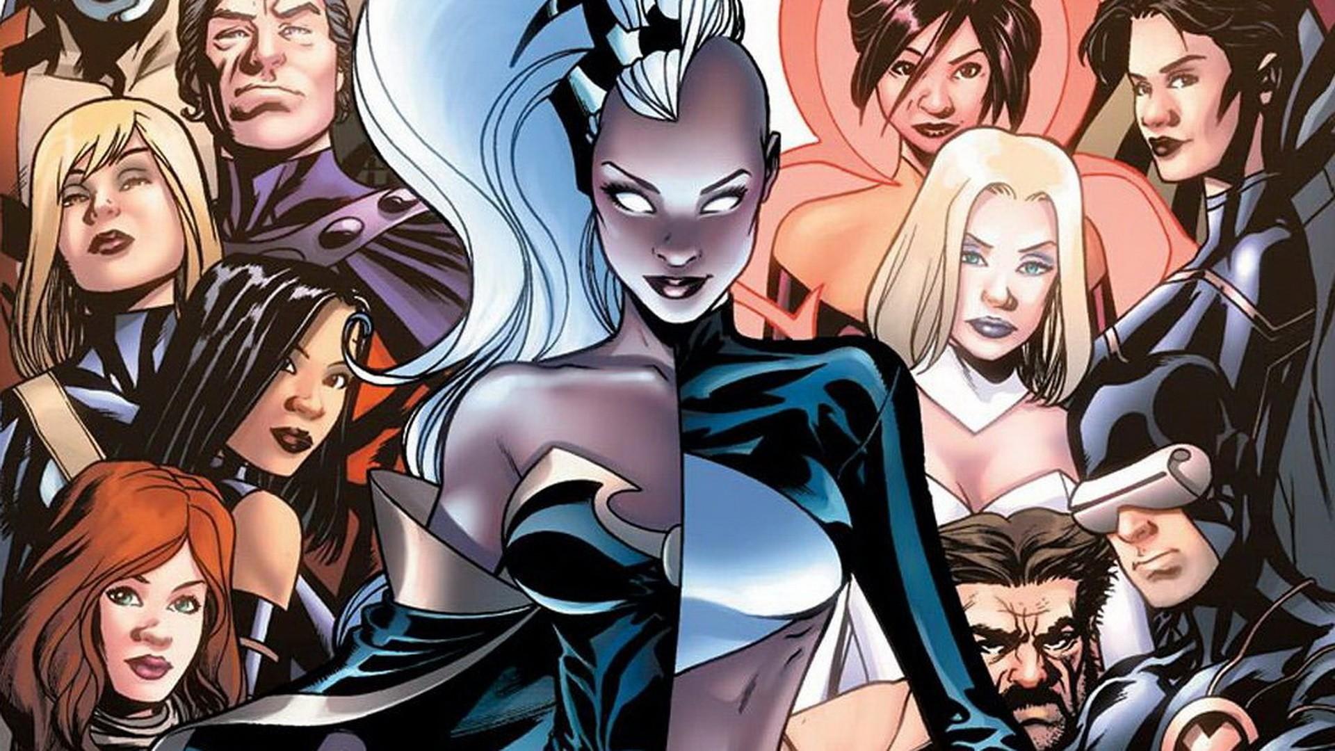 Res: 1920x1080, Storm X Men Comics Desktop Backgrounds.