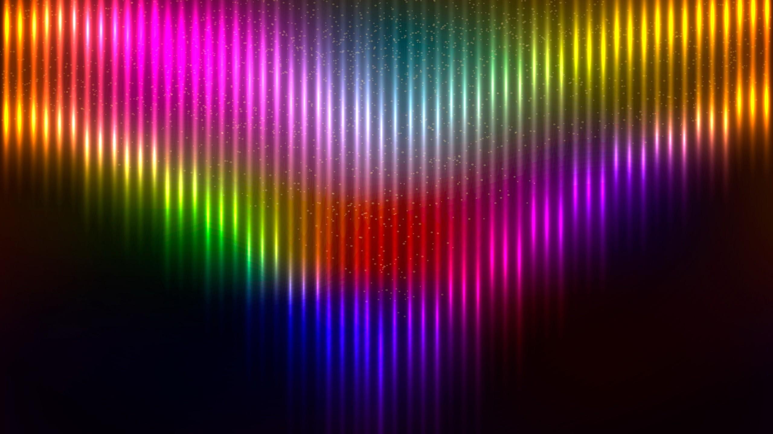 Res: 2560x1440, artistic-colors-rainbow-background-4k-z8.jpg
