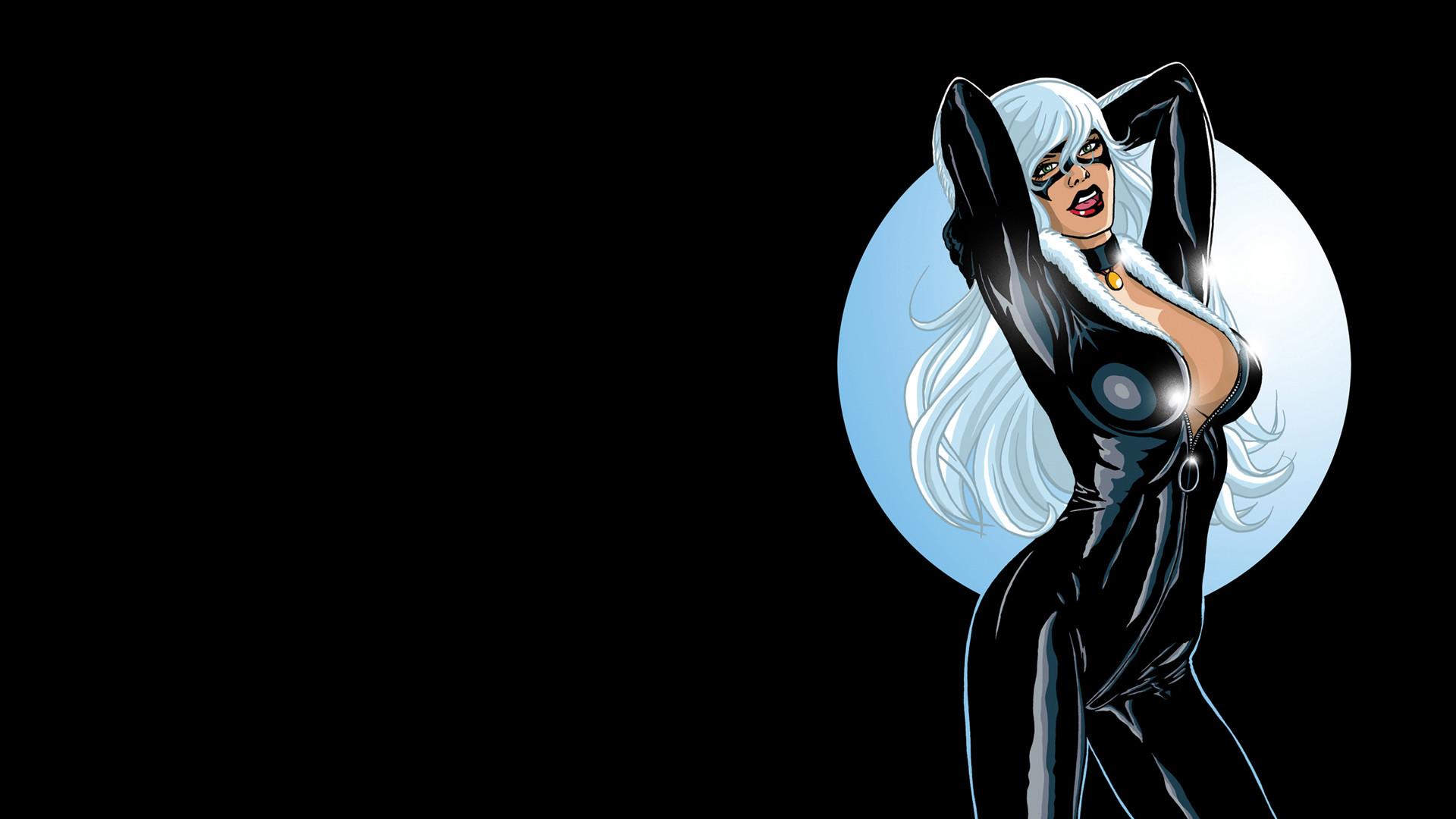 Res: 1920x1080, Cat Girl Moon Comics