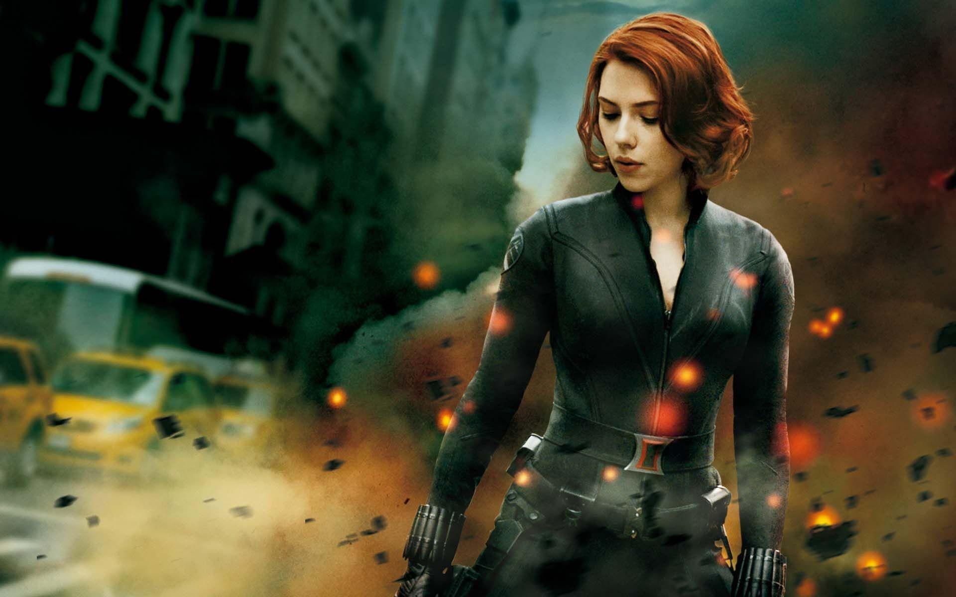 Res: 1920x1200, Avengers black widow scarlett johansson wide hd new wallpaper free download.