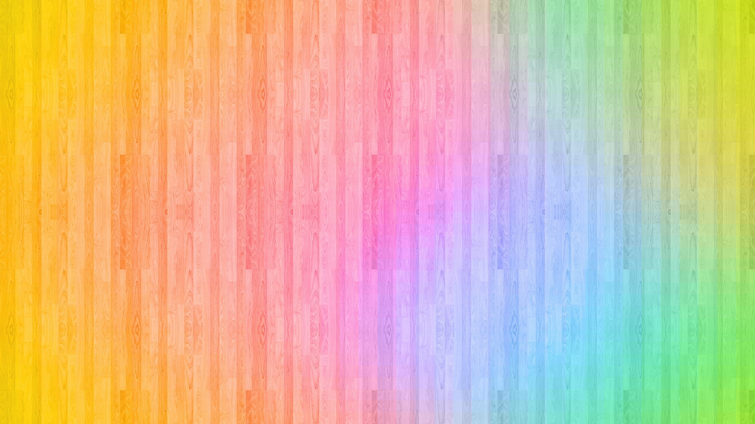 Res: 2560x1440,  Wallpaper lines, vertical, rainbow, background