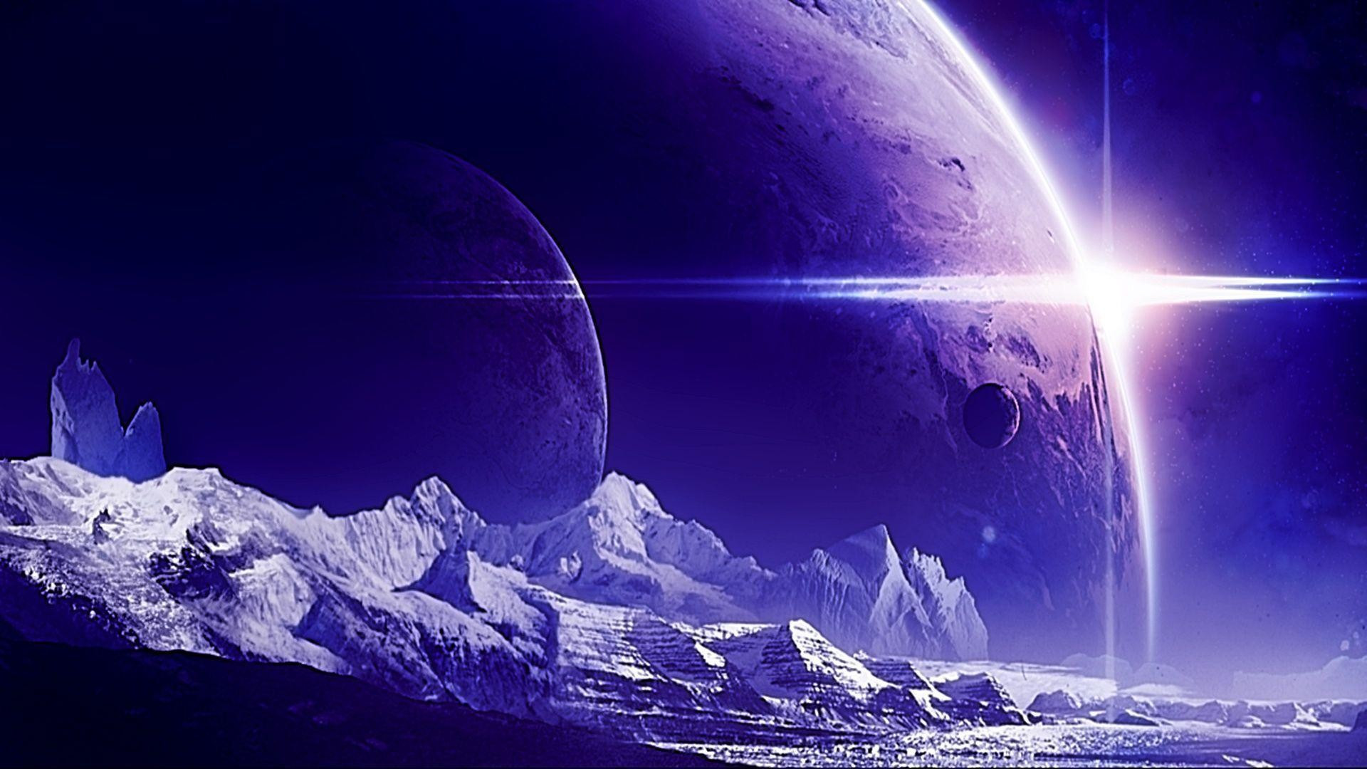 Res: 1920x1080, fantasy space pictures – 1920×1080 High Definition Wallpaper .