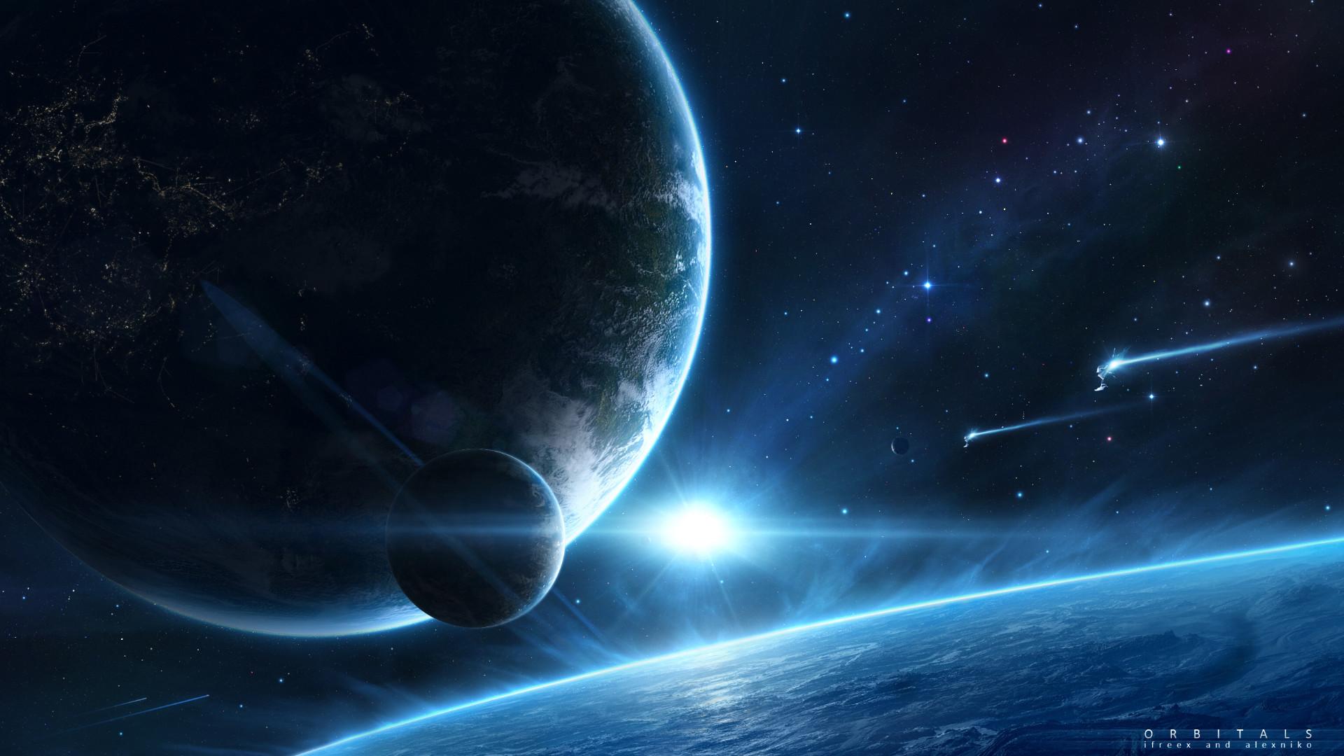 Res: 1920x1080, Space Fantasy HD Wallpaper-34 jpg Orbitals .jpg