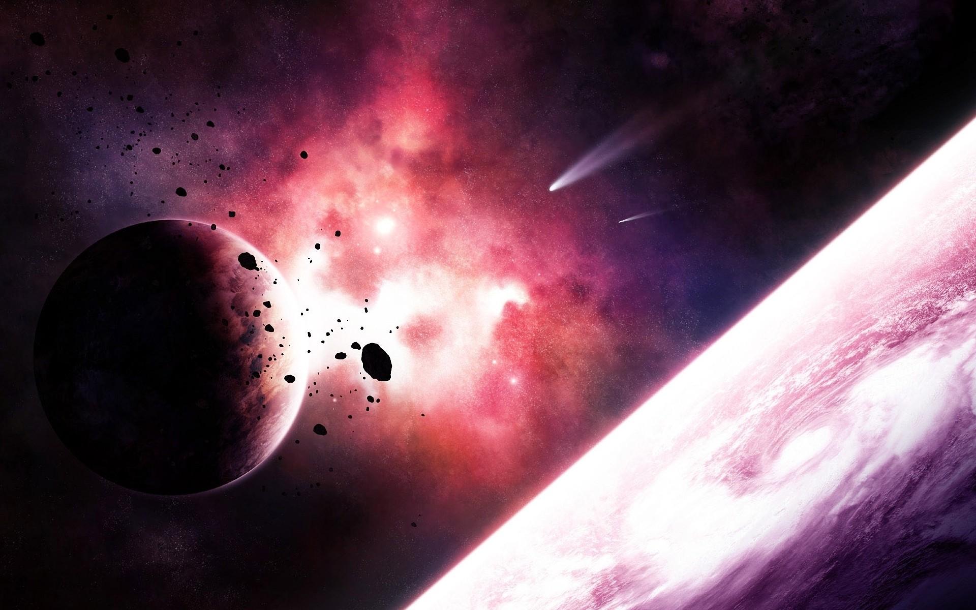 Res: 1920x1200, Space fantasy