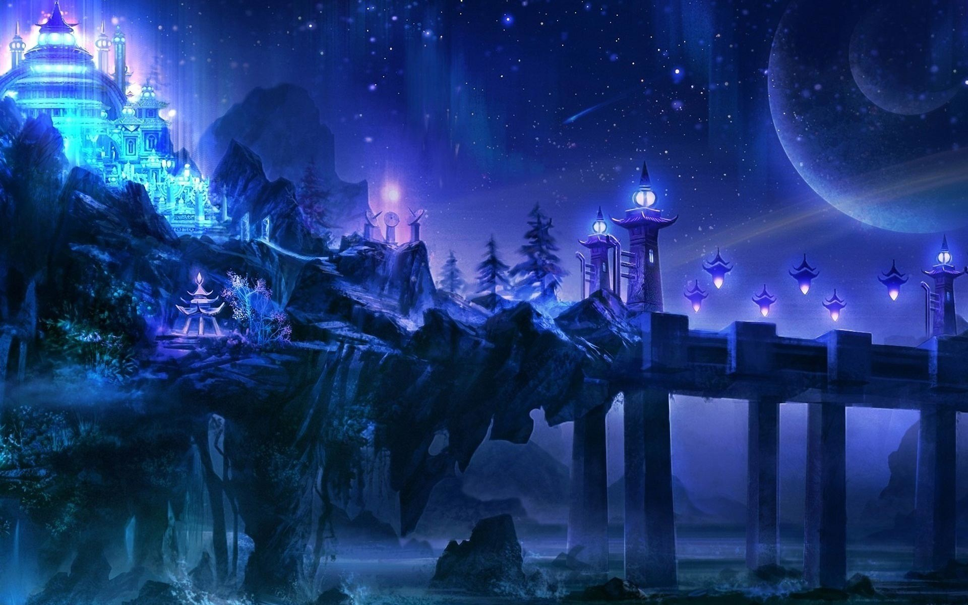 Res: 1920x1200, Image - Fantasy castle hd widescreen wallpapers .jpg .