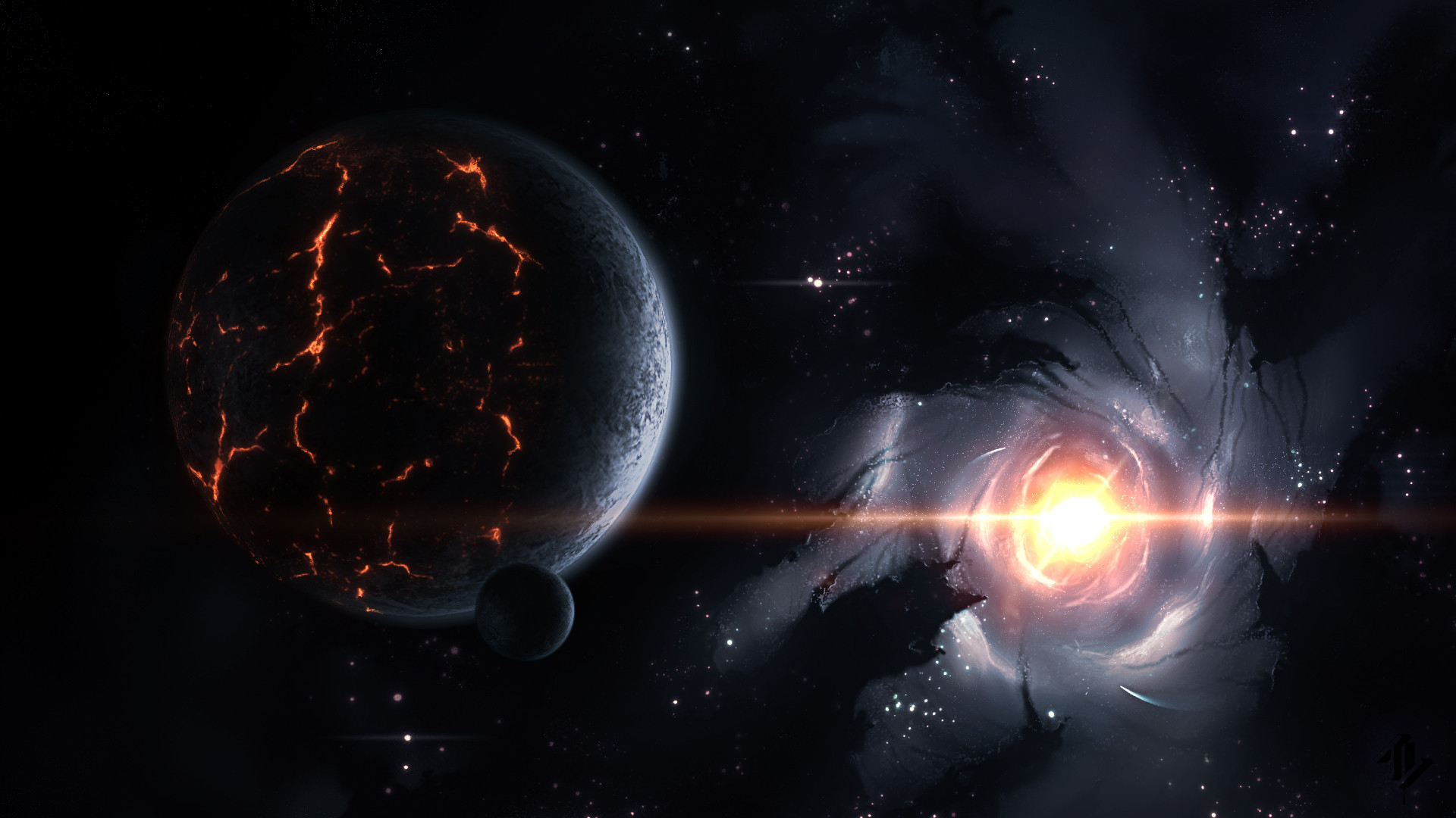 Res: 1920x1080, Space Fantasy Wallpaper 72+ - Page 2 of 3 - yese69.com - 4K Hintergründe  Welt
