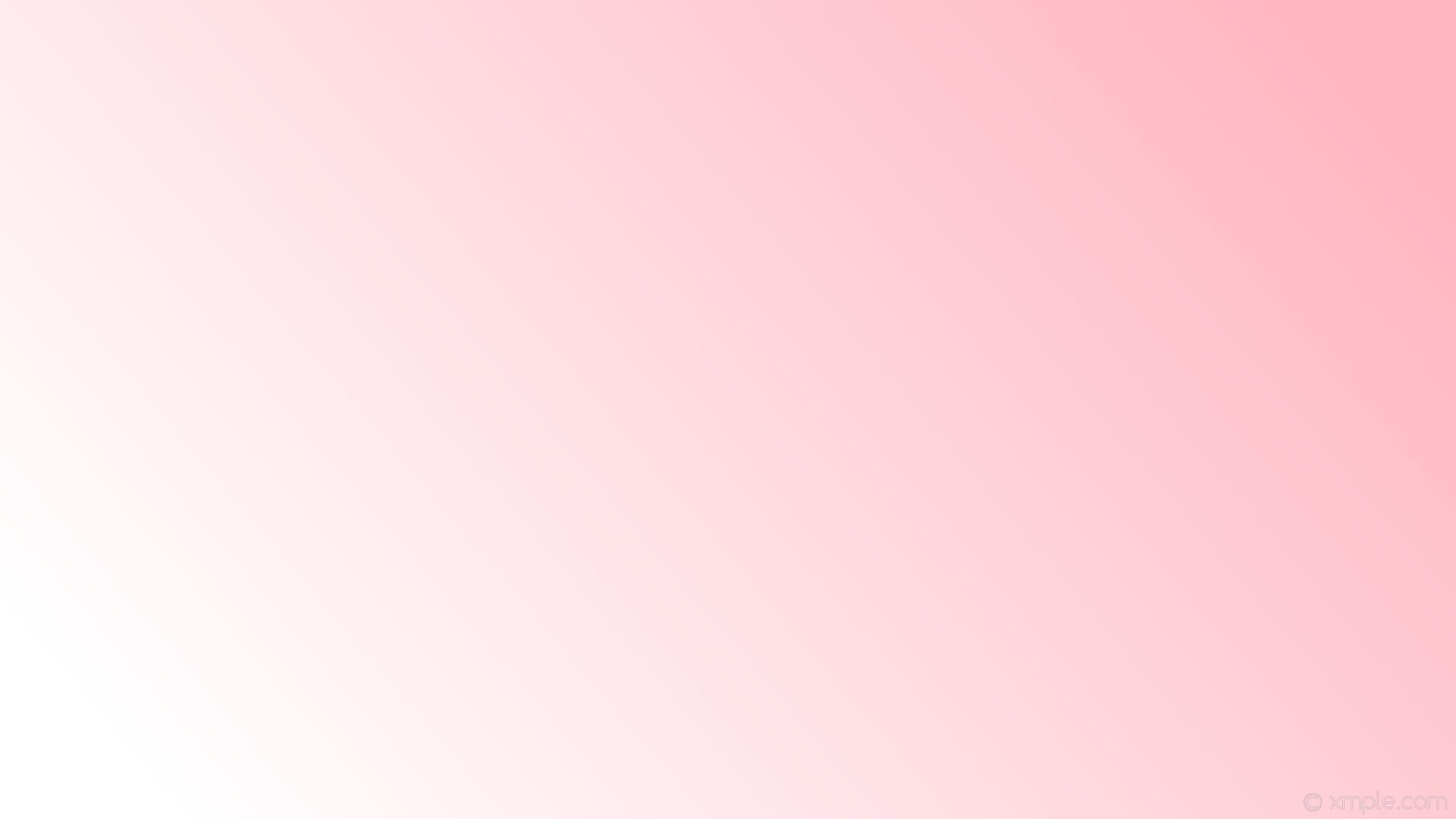 Res: 1920x1080, wallpaper pink gradient white linear light pink #ffb6c1 #ffffff 15°