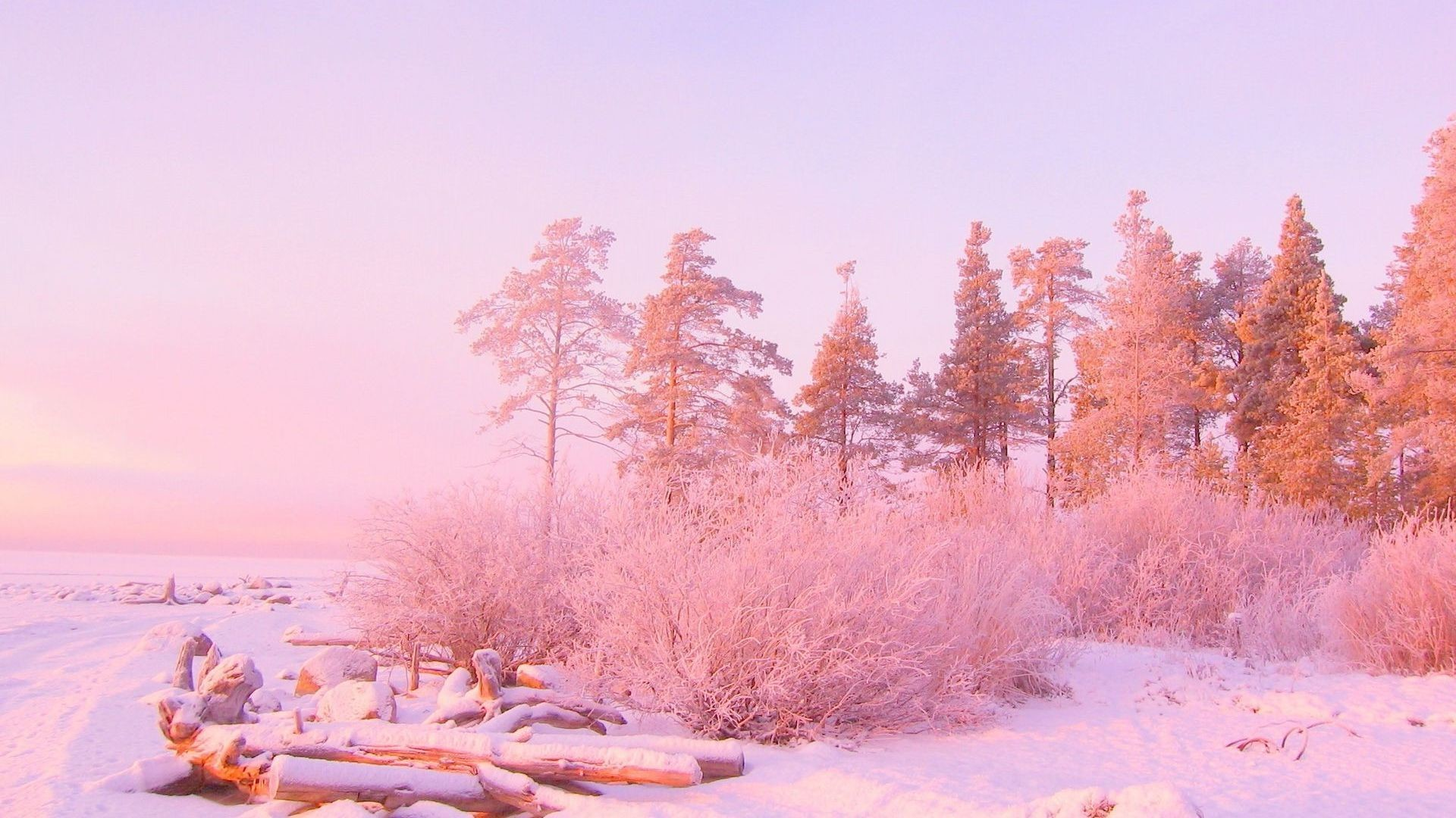 Res: 1920x1080, Light Pink Backgrounds Wallpaper