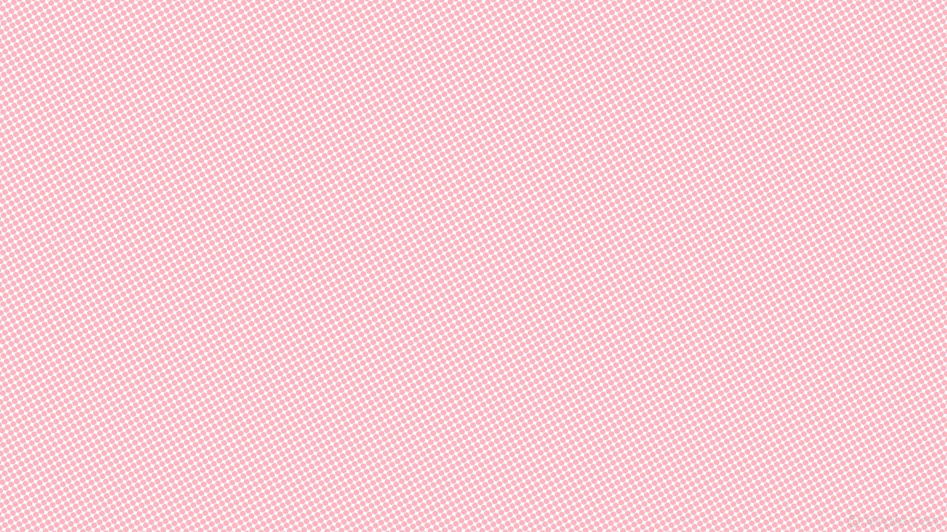 Res: 1920x1080, wallpaper white polka pink spots dots light pink #ffffff #ffb6c1 120° 12px  13px