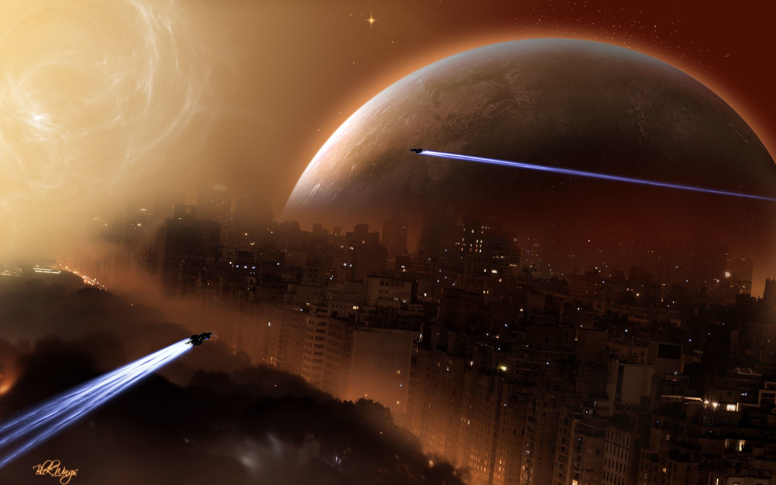 Res: 2560x1600, Future City favourites by JayClassic85 on DeviantArt