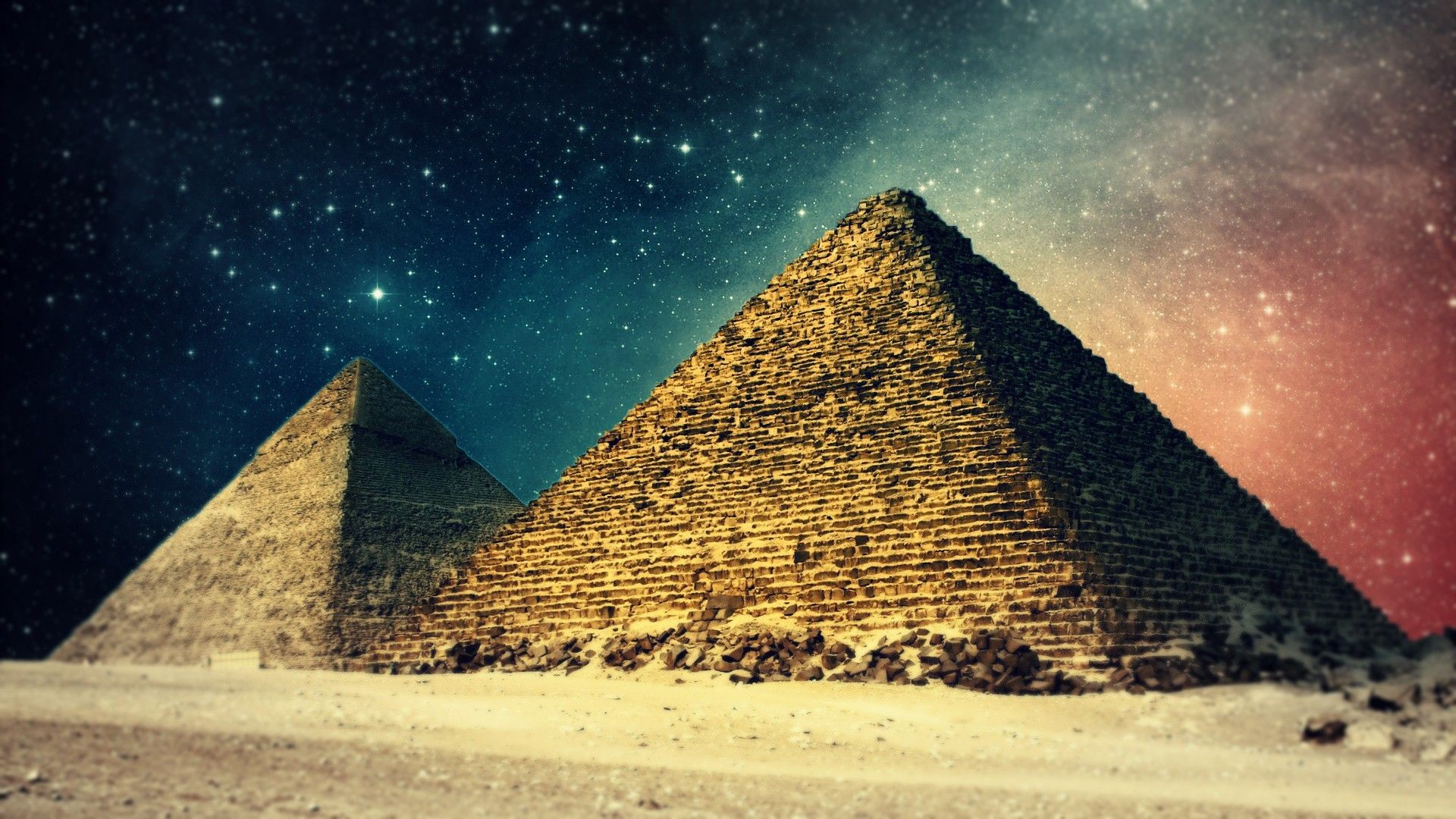 Res: 1920x1080, 29 Pyramid HD Wallpapers | Backgrounds - Wallpaper Abyss