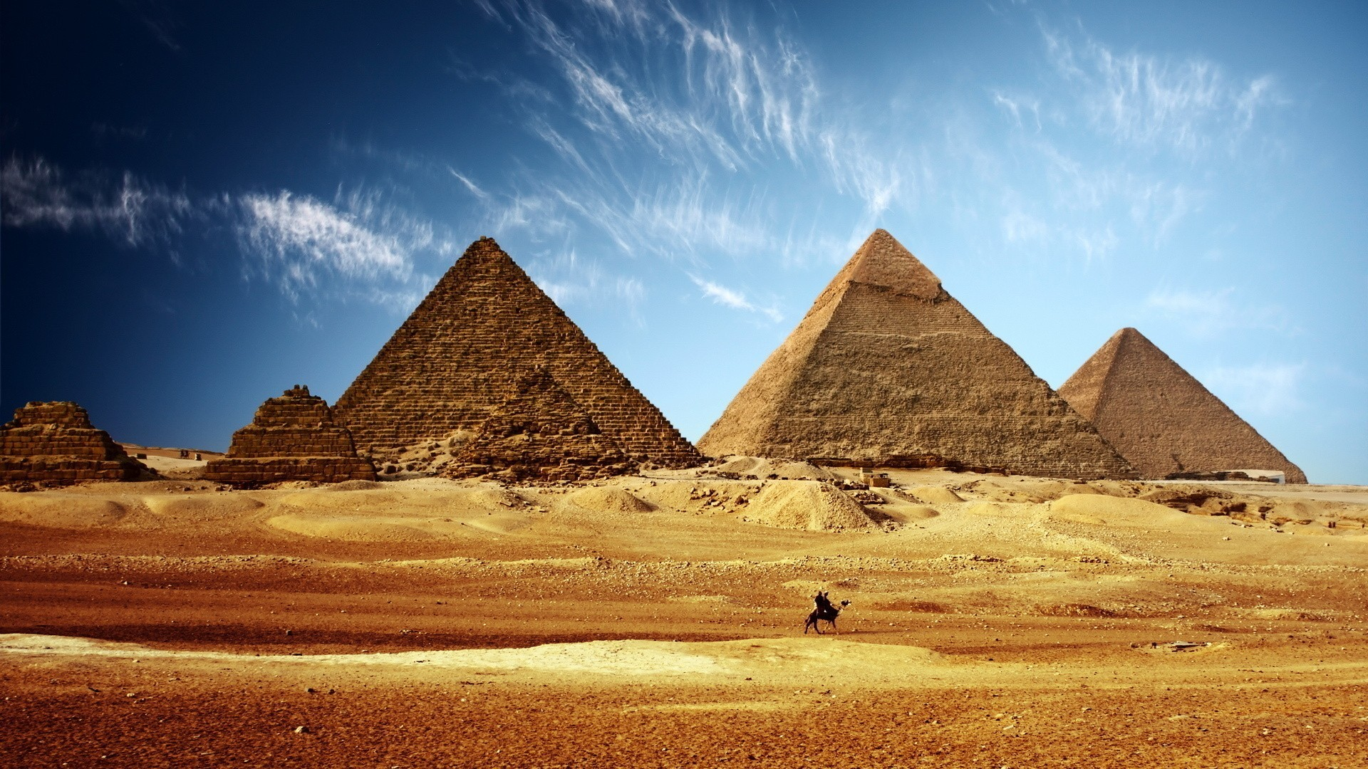 Res: 1920x1080, Ridley Scott developing new HBO series about ancient aliens in Egypt | SYFY  WIRE