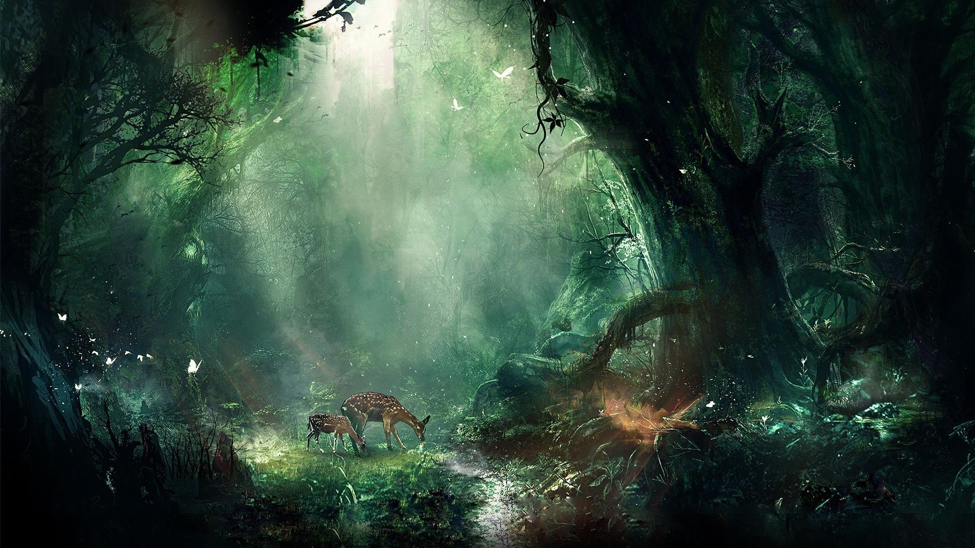 Res: 1920x1080, Full HD 1080p Fantasy Wallpapers, Desktop Backgrounds HD