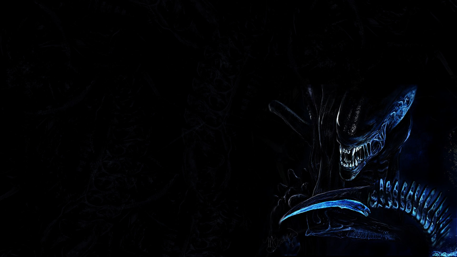 Res: 1920x1080, Coders Wallpaper Abyss Explore the Collection Alien Movie Alien 512572