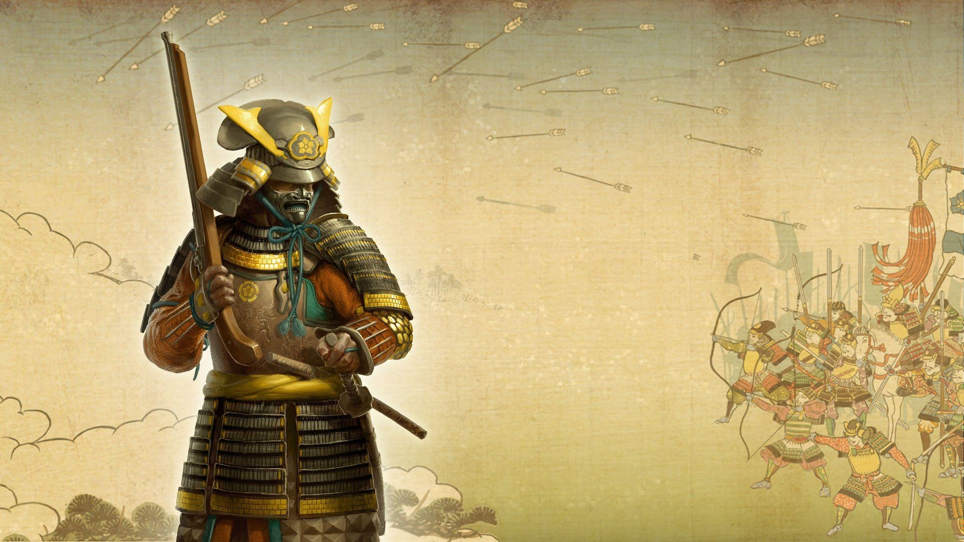 Res: 1920x1080, Total War Shogun wallpaper Game wallpapers