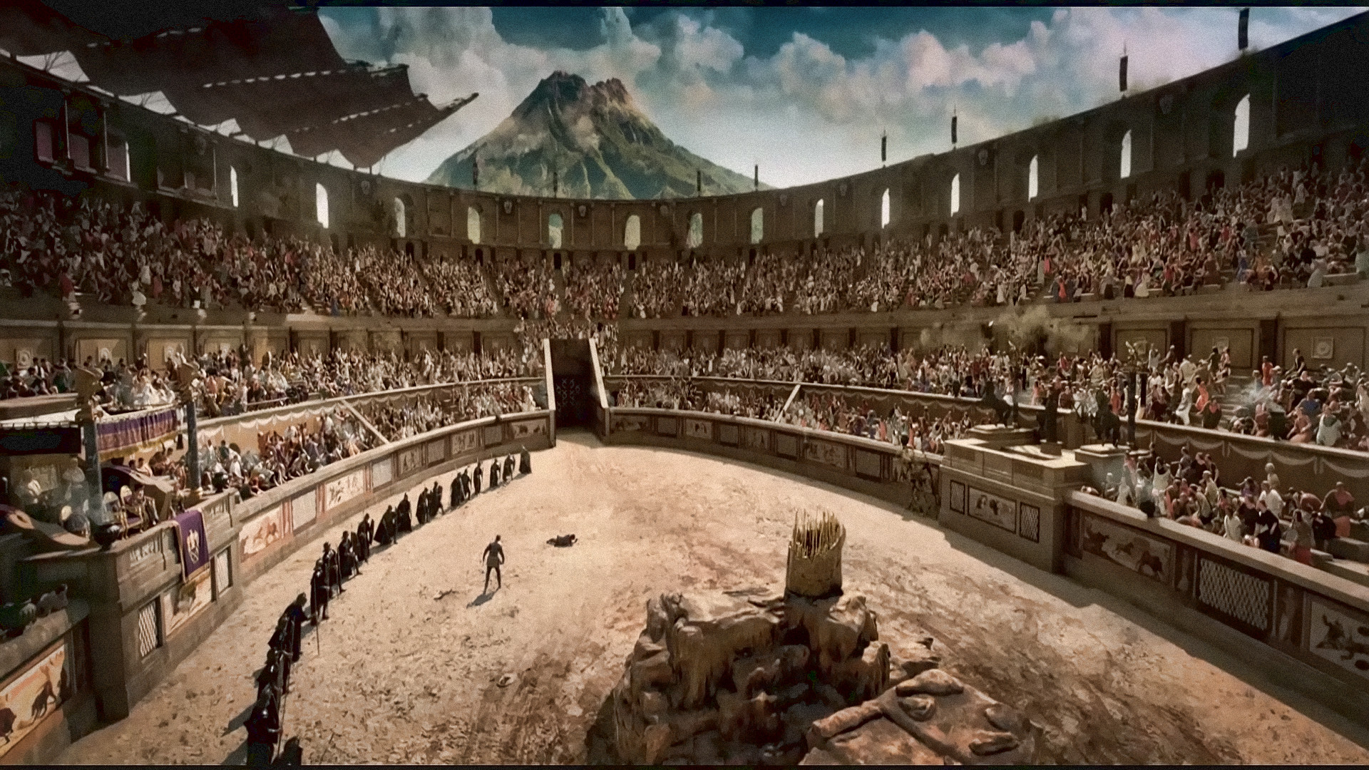 Res: 1920x1080, Pompeii Movie images The Colosseum HD wallpaper and background photos