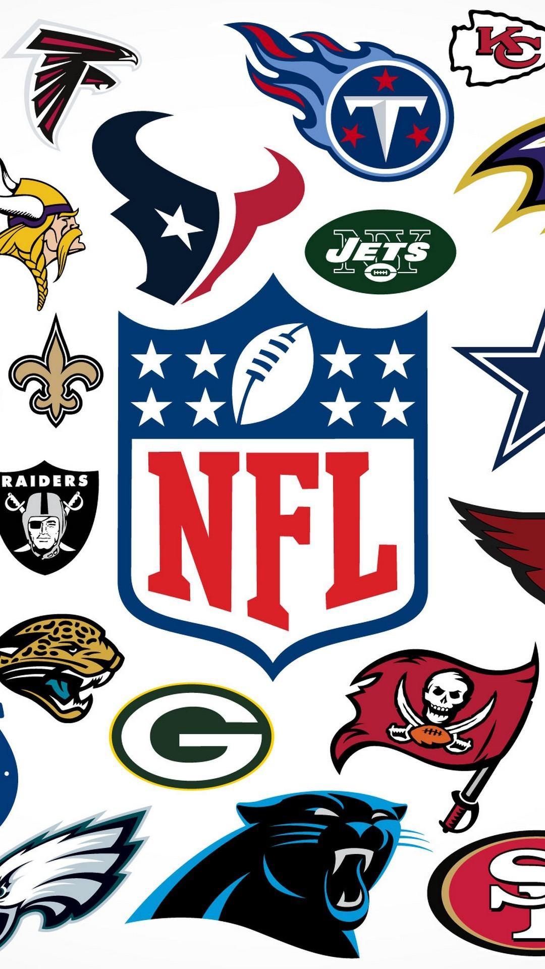 Res: 1080x1920, NFL iPhone X Wallpaper