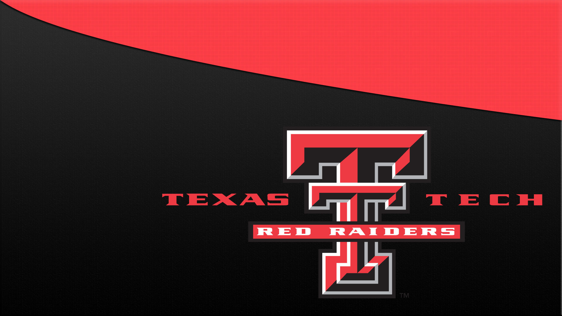 Res: 1920x1080, Texas Tech Red Raiders Logo 1920×1080 Wallpaper