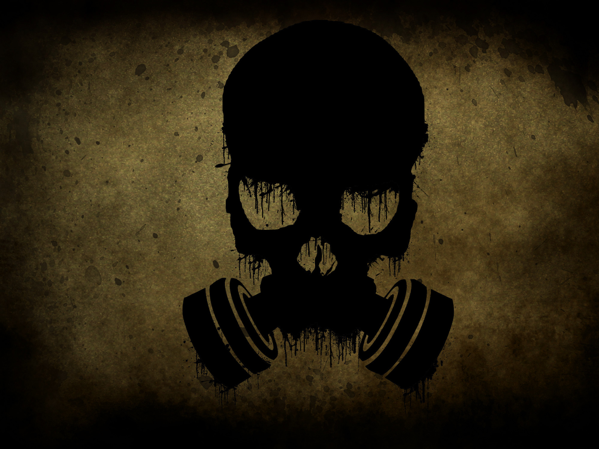 Res: 2000x1500, Gas Mask Wings · HD Wallpaper   Background Image ID:178585