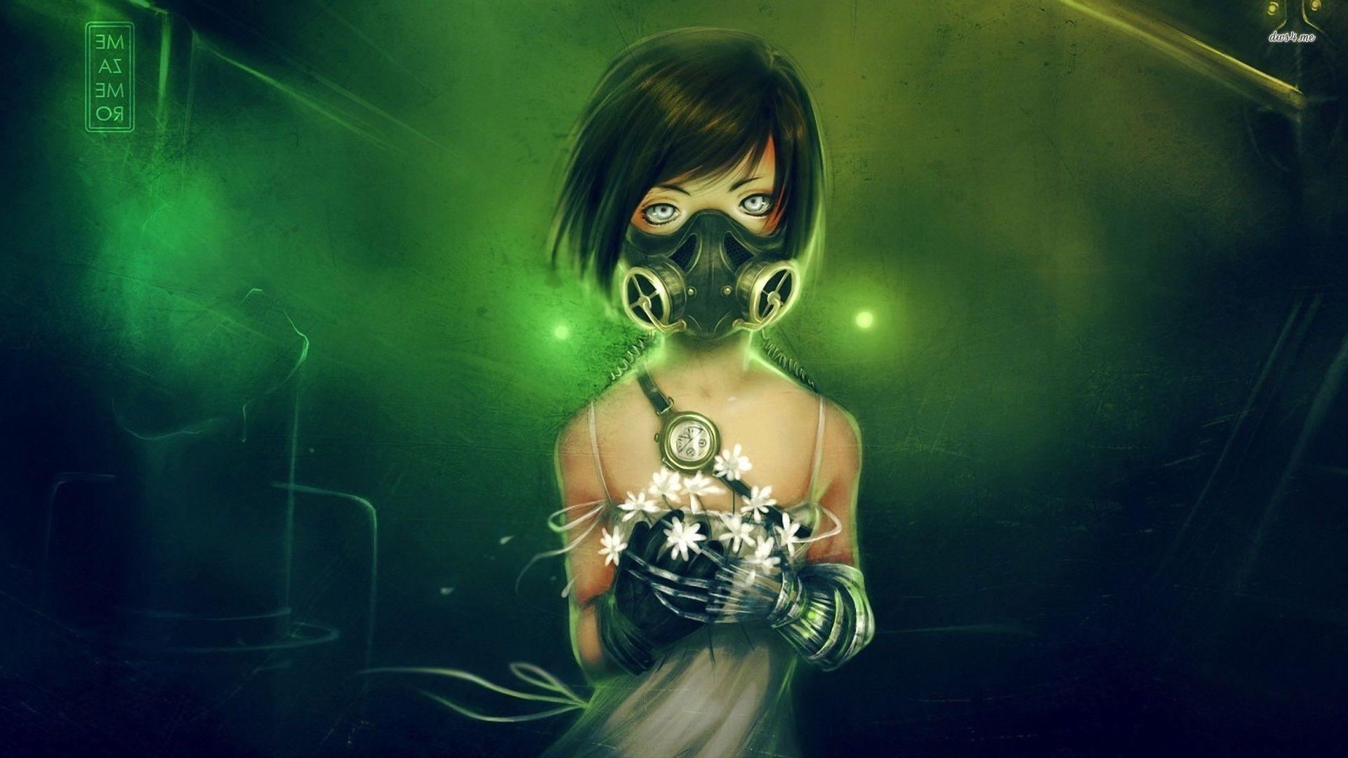 Res: 1920x1080, Toxic girl
