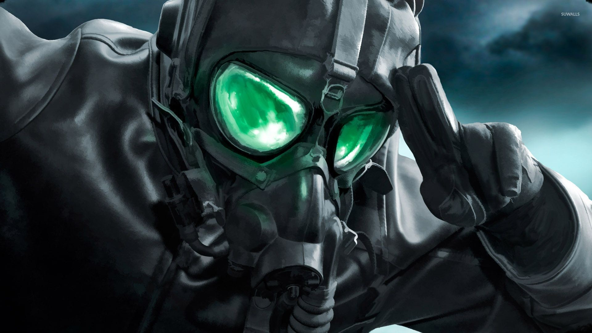 Res: 1920x1080, Photo Collection Anime Gas Mask Wallpapers