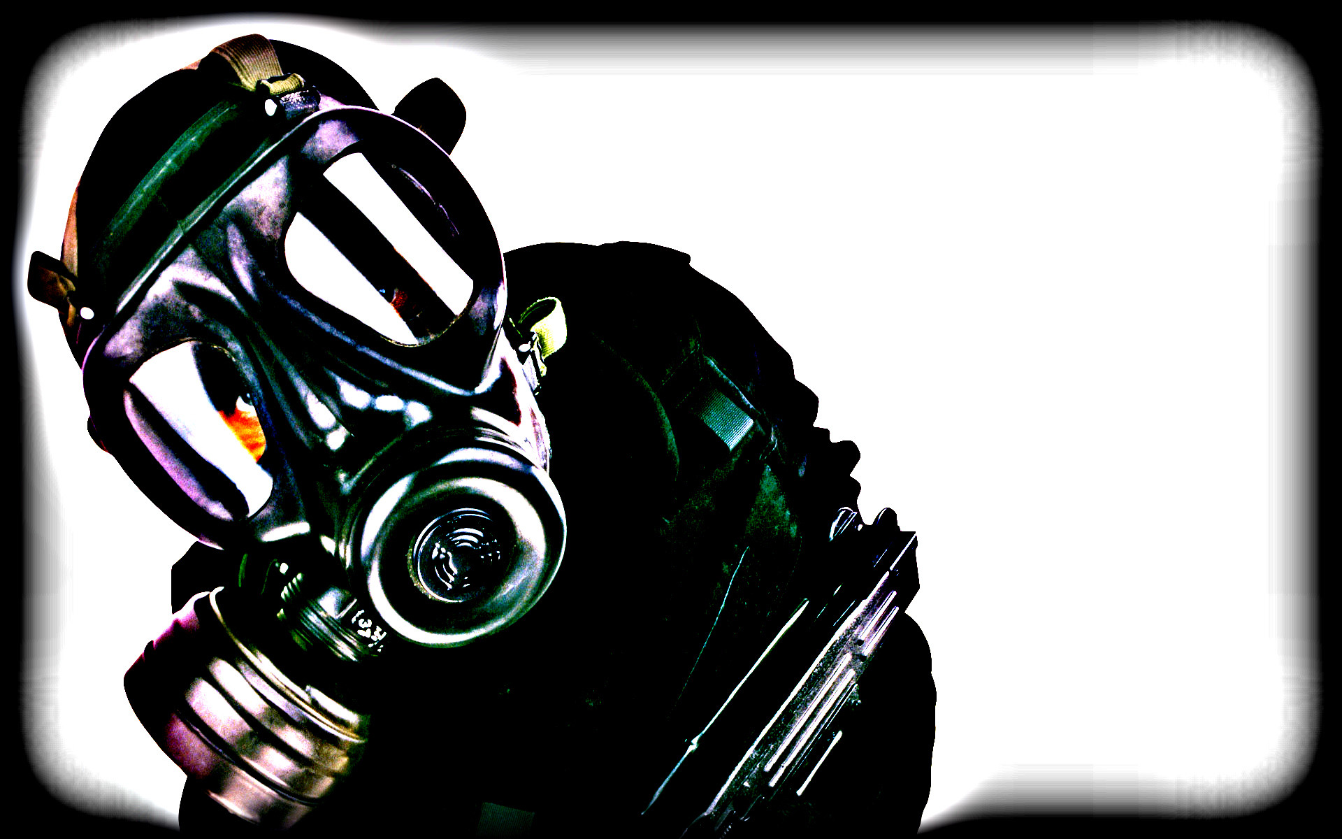 Res: 1920x1200, 22 Gas Mask HD Wallpapers   Backgrounds - Wallpaper Abyss