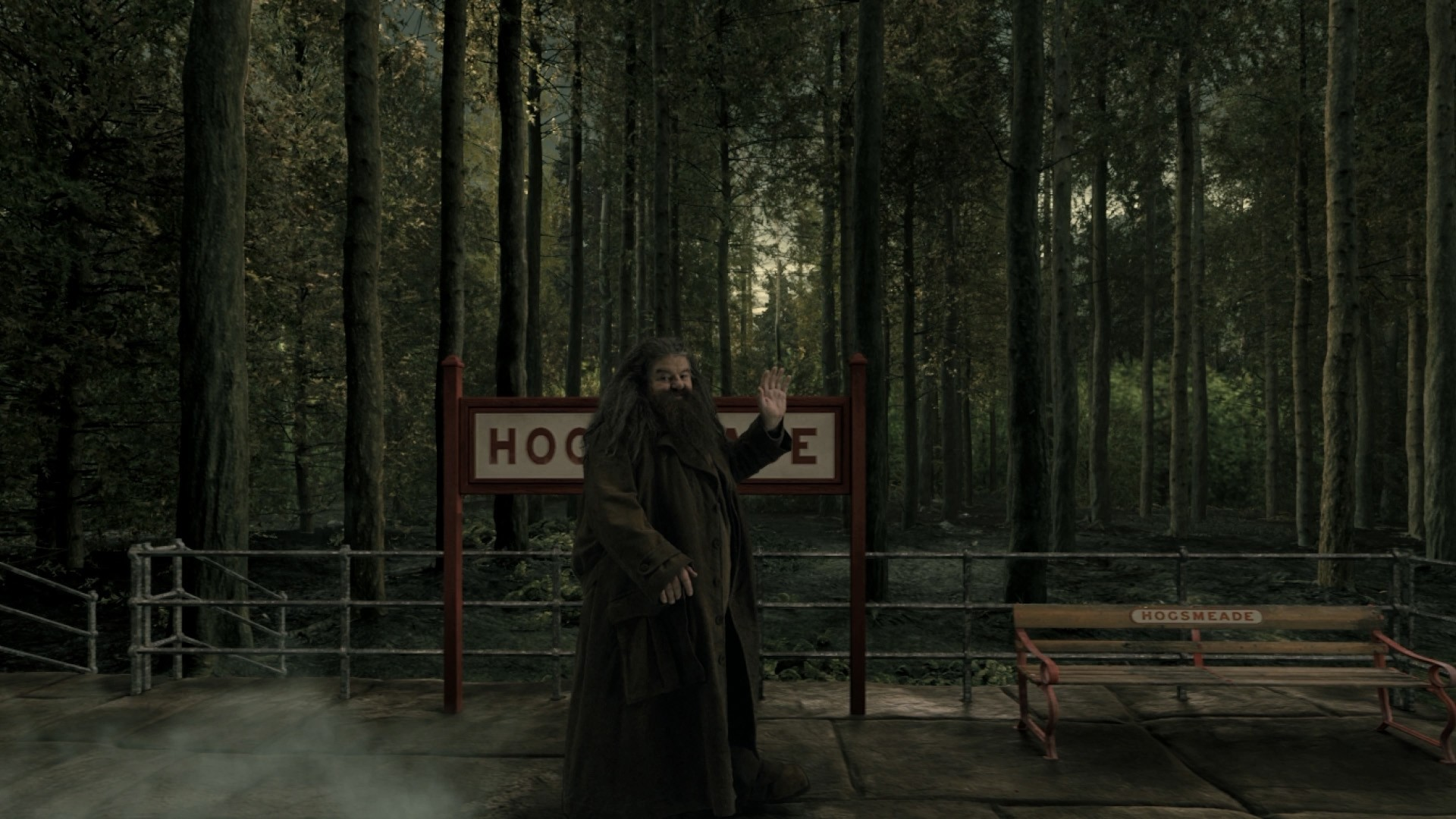 Res: 1920x1080, Hogwarts-Express-Animation-Hagrid-at-Hogsmeade-Station.jpg