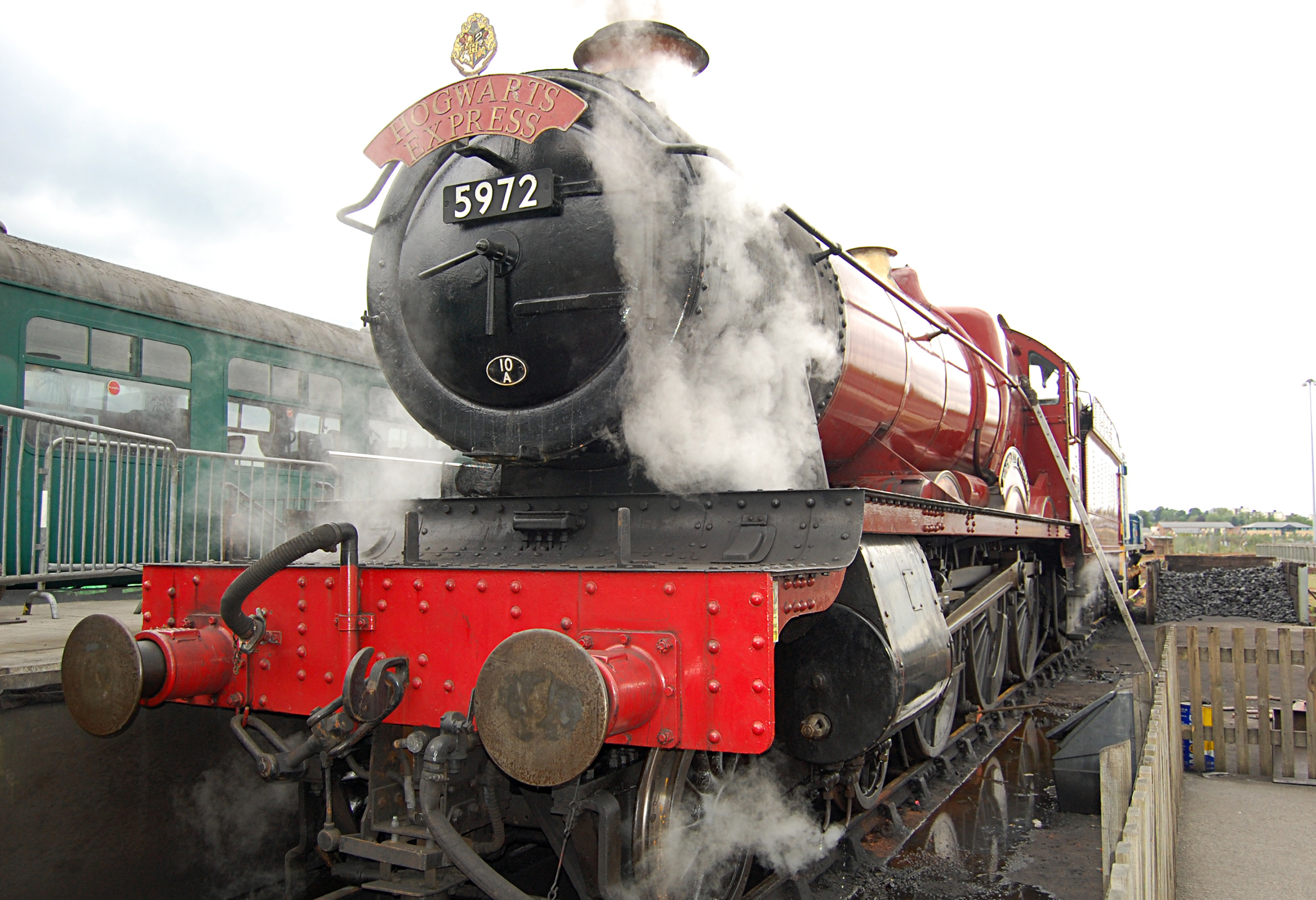 Res: 3076x2104, The Many Lives of the Hogwarts Express (Transport from the World of Harry  Potter) – The Beauty of Transport
