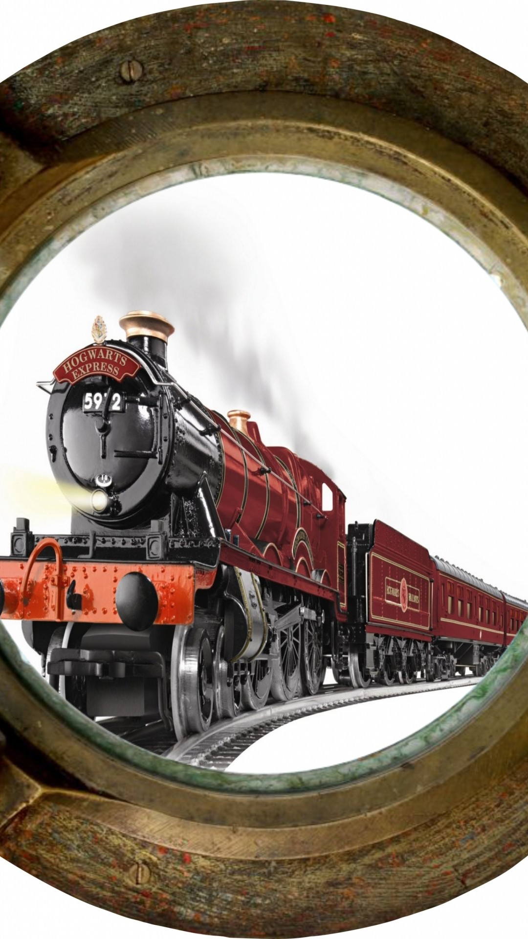 Res: 1080x1920, Hogwarts Express Wallpaper