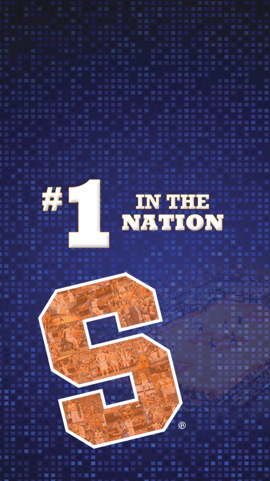 Res: 1080x1920, Syracuse basketball wallpapers: Celebrate SU's No. 1 ranking on your phone,  computer