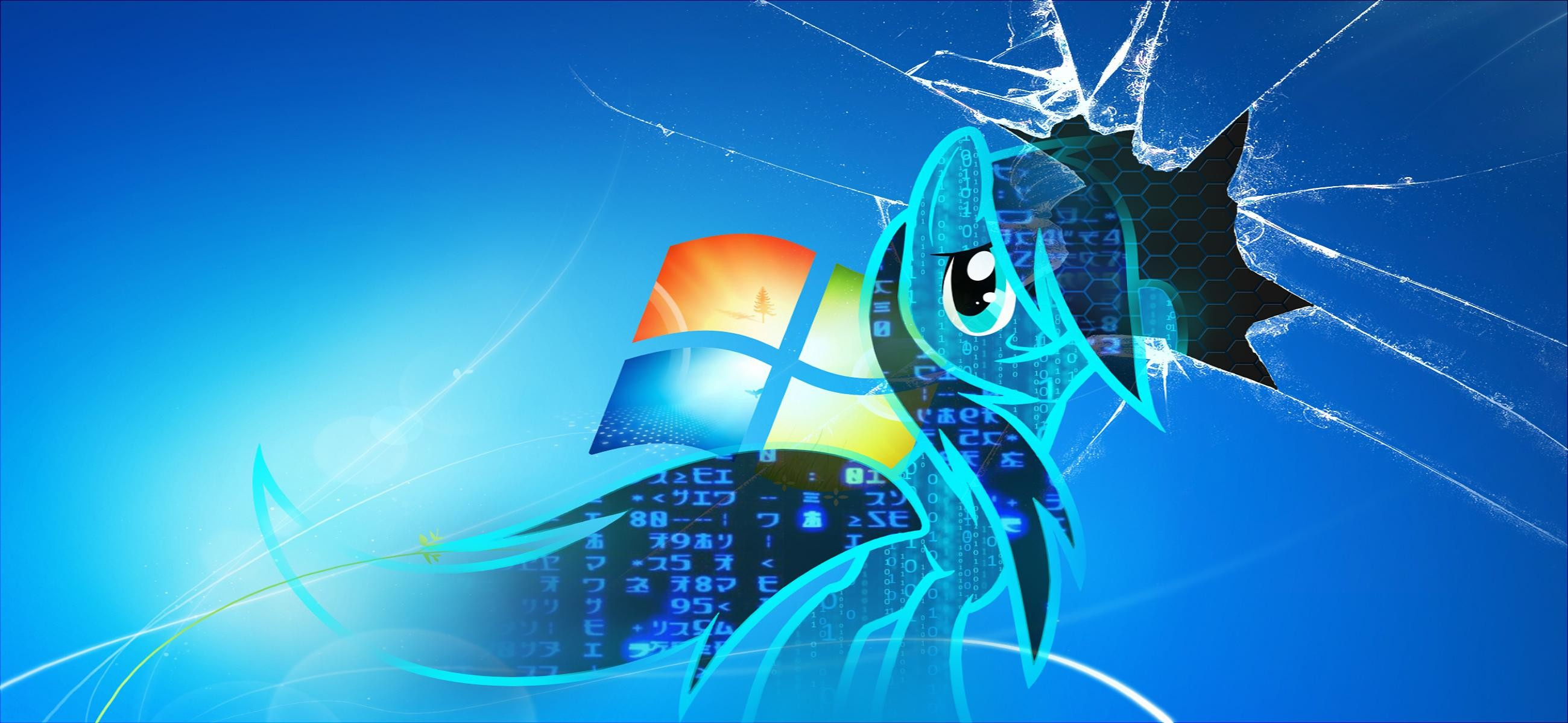 Res: 2600x1200, Cracked Screen Background HD Wallpaper.