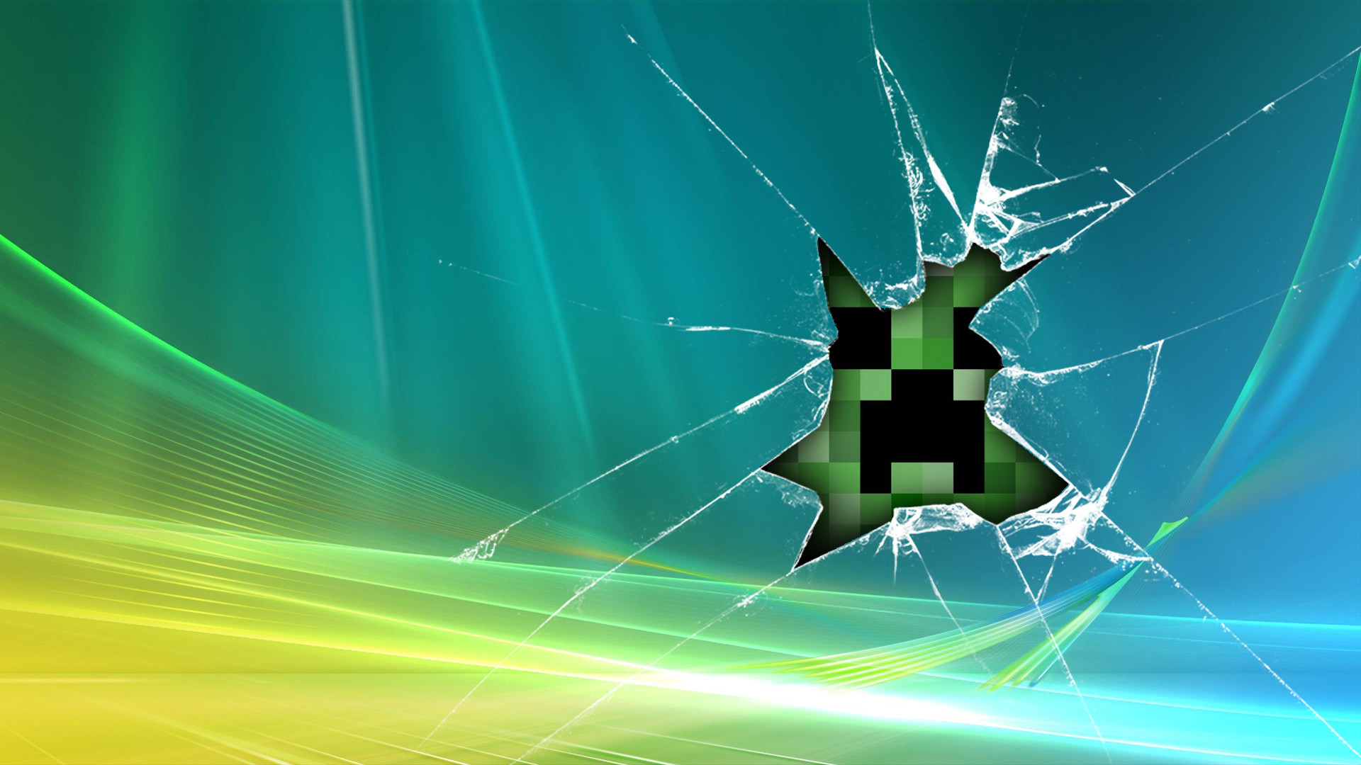 Res: 1920x1080, wallpaper little pony injulen andyd4 creeper windows