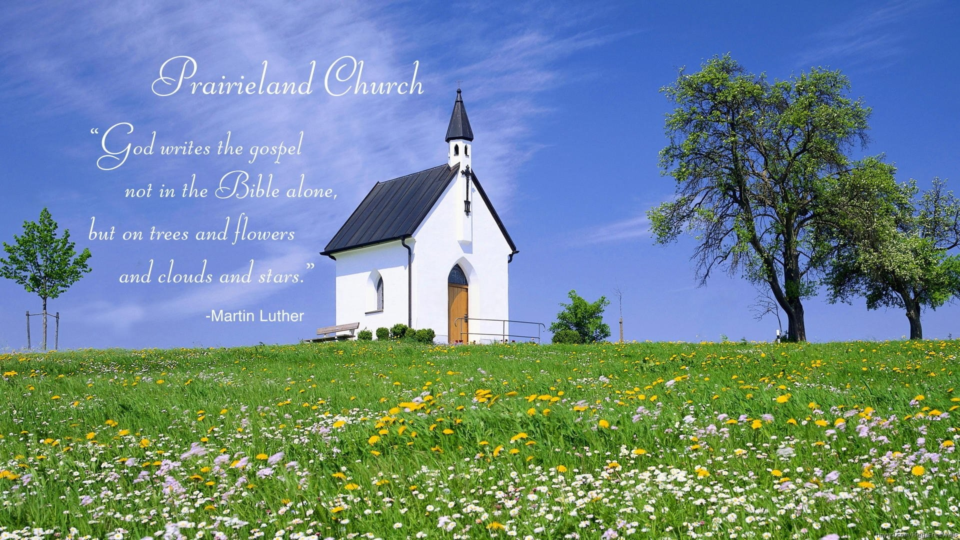 Res: 1920x1080, Religious - Christian God Bible Church Gospel Quote Religious Religion  Meadow Wallpaper