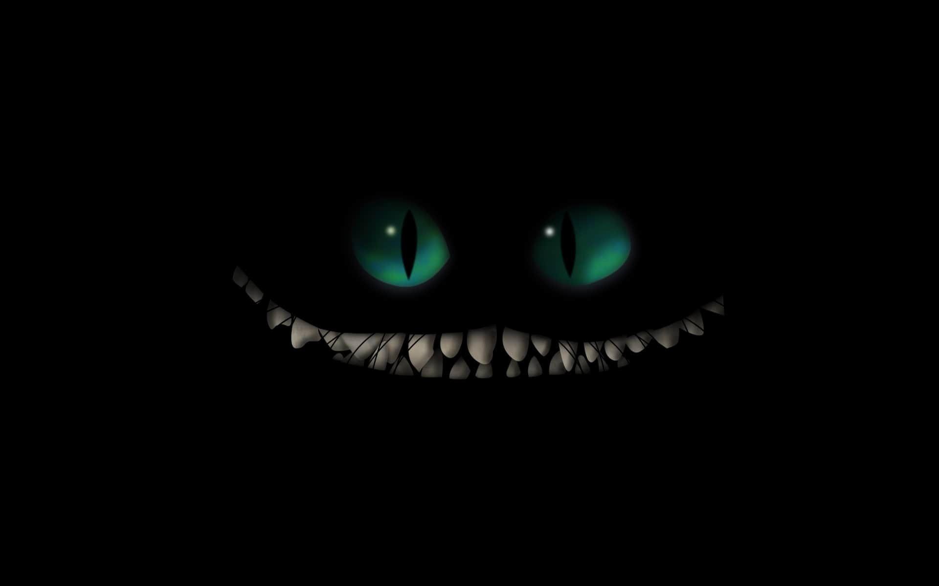 Res: 1920x1200, Dark Creature Fangs Evil Scary Creepy Smile Dark Creature Fangs Evil Scary  Creepy Smile is an