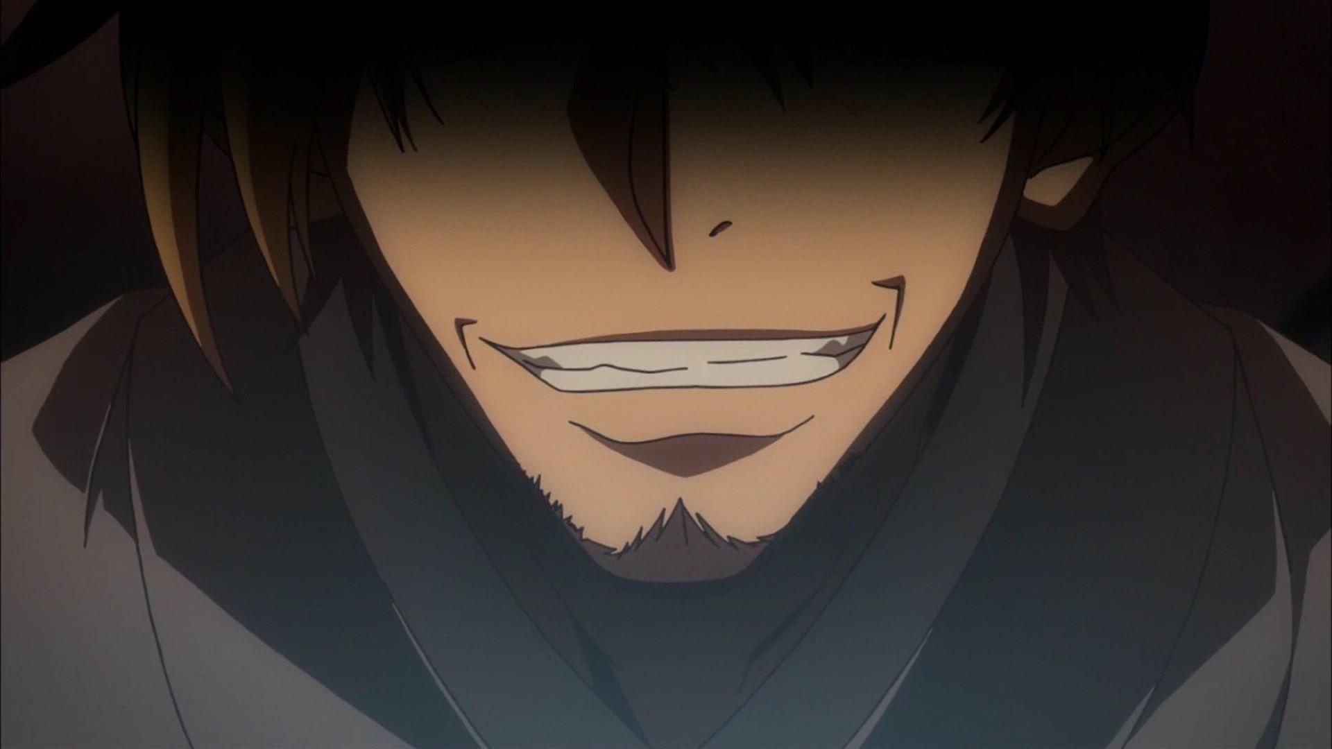 Res: 1920x1080, Azazel evil smile.jpeg