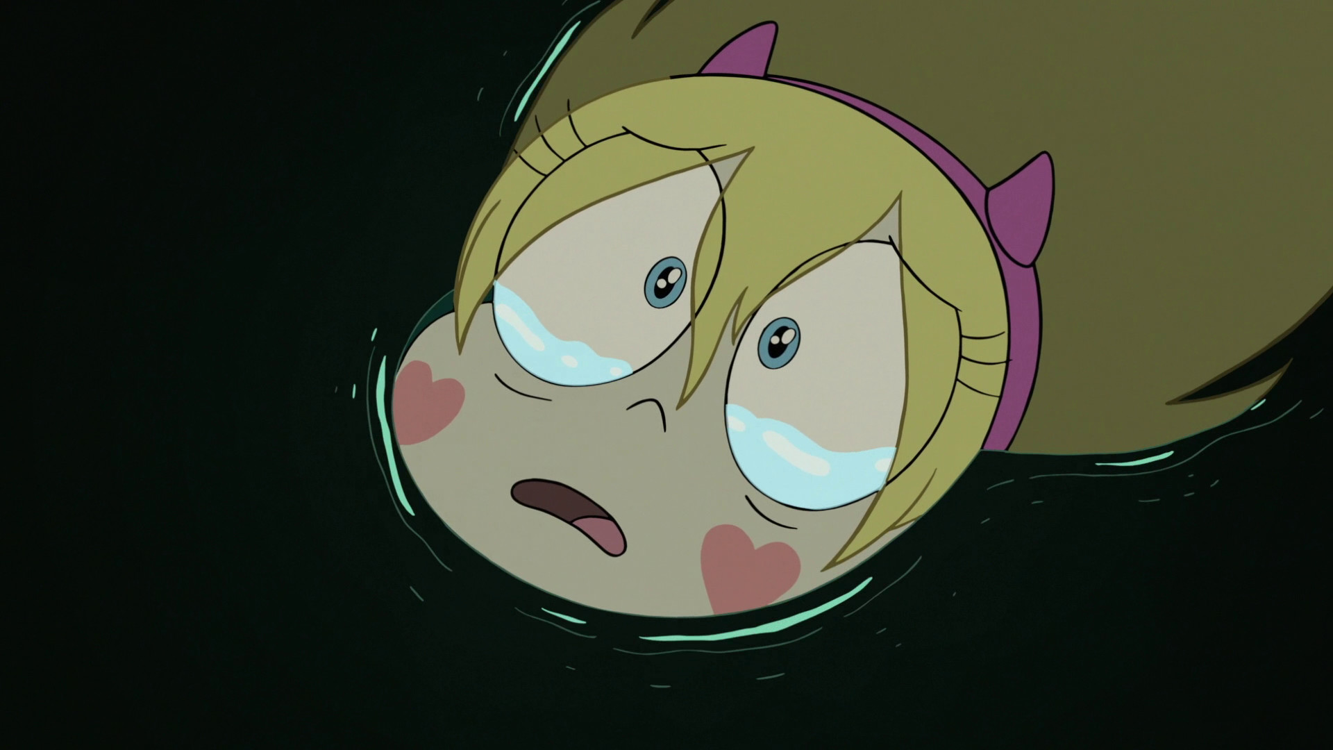 Res: 1920x1080, S3E7 Star Butterfly crying tears of defeat.png