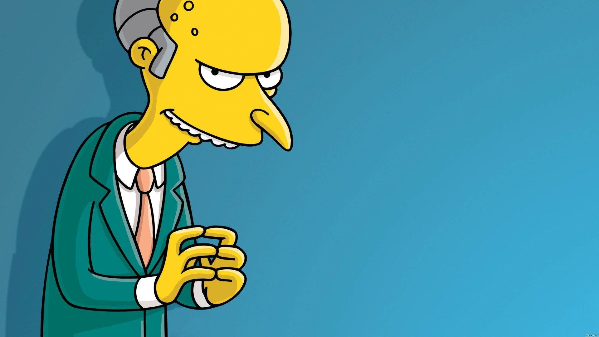 Res: 1920x1080, Mr Burns Wallpapers Group (55+)